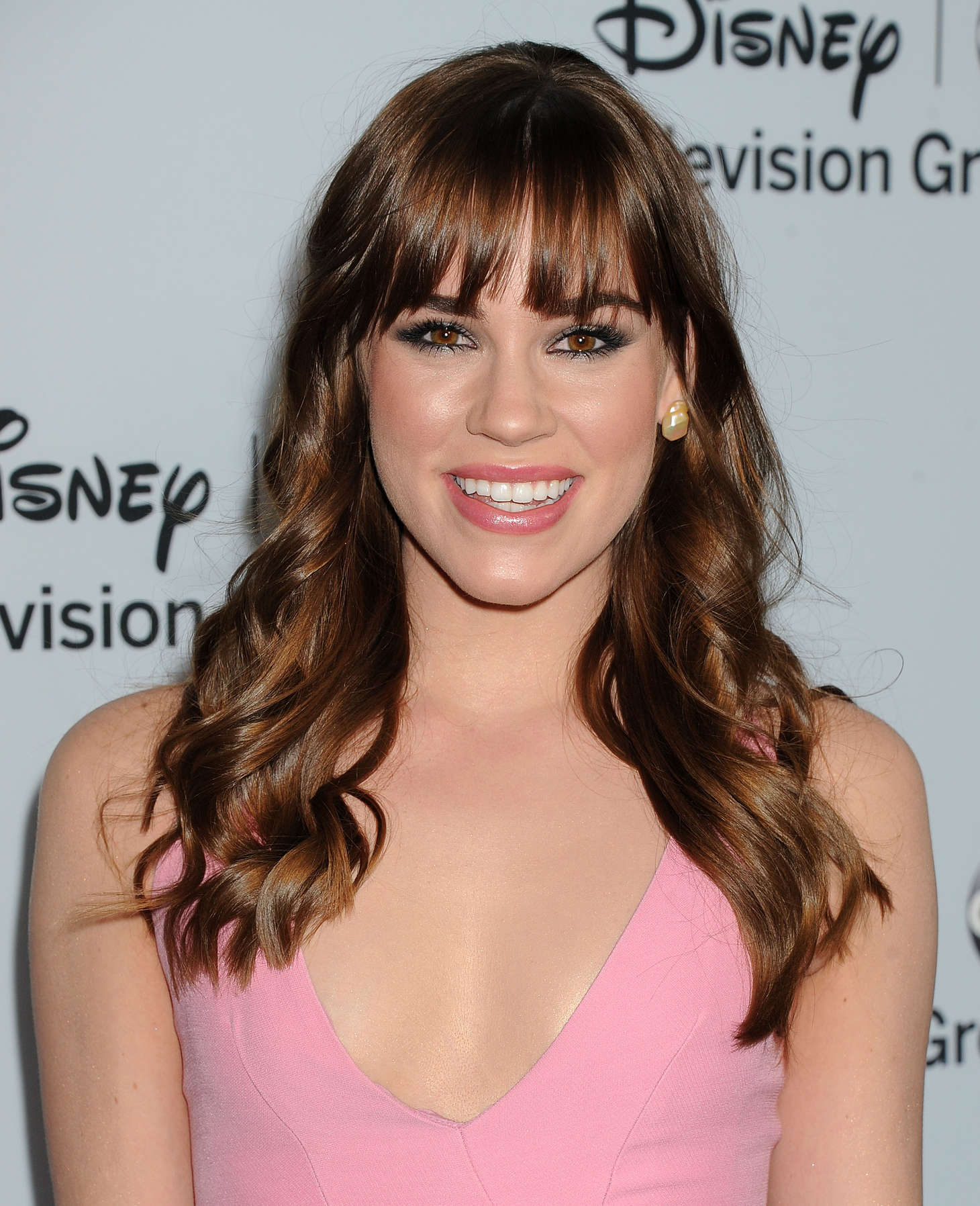 Christa B Allen Disney ABC Television Group Host TCA Winter Press Tour