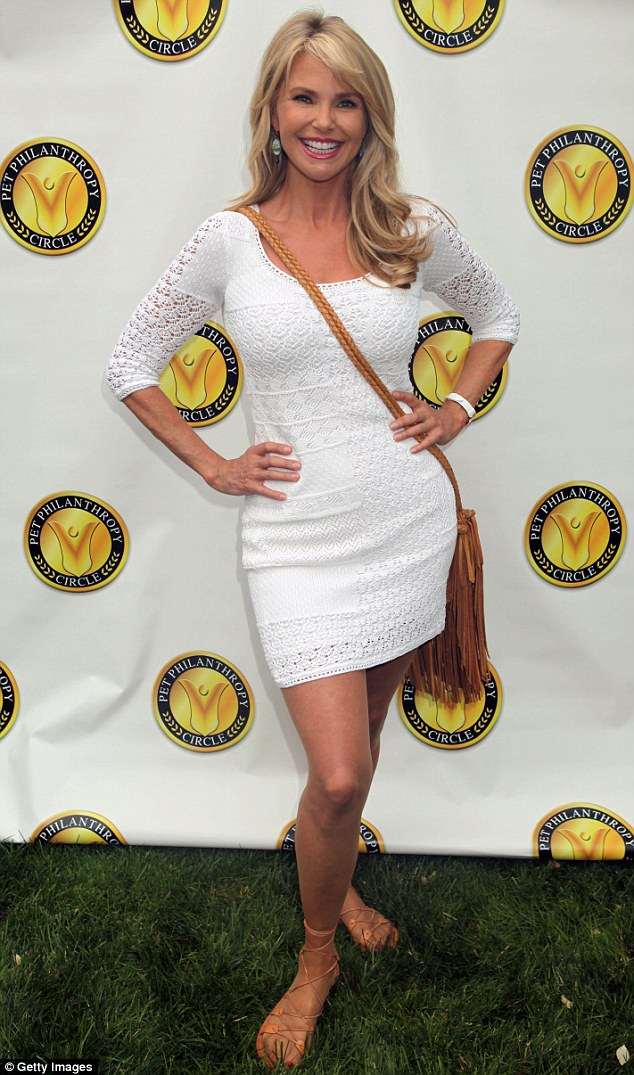 Christie Brinkley Pet Hero Awards in New York