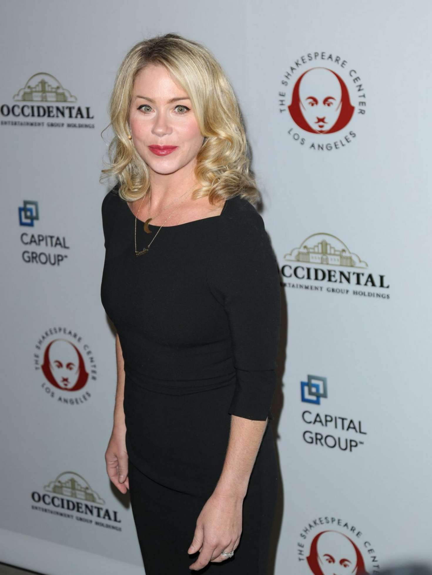Christina Applegate Annual Simply Shakespeare Benefit in Los Angeles