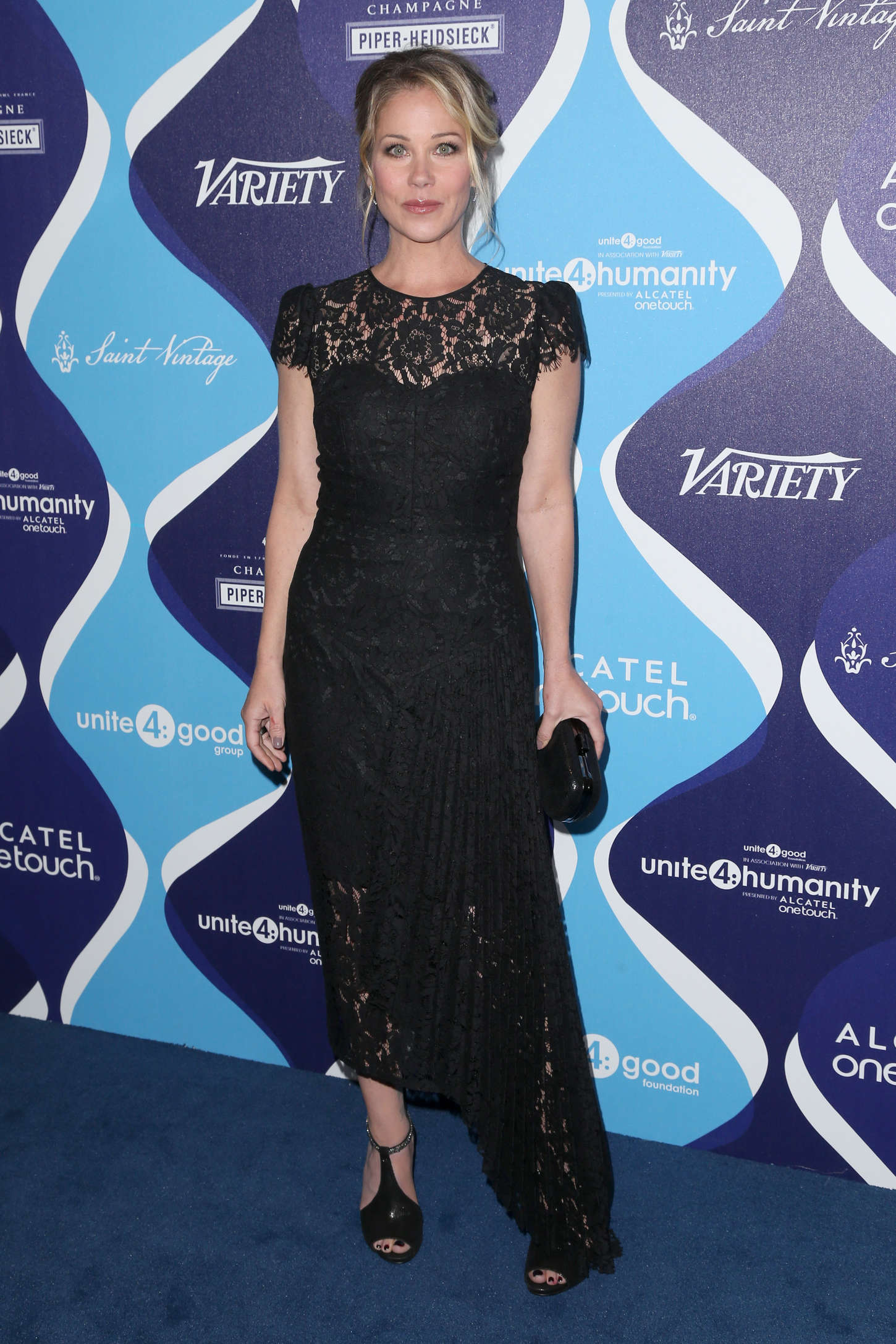 Christina Applegate Annual unite4humanity in Los Angeles