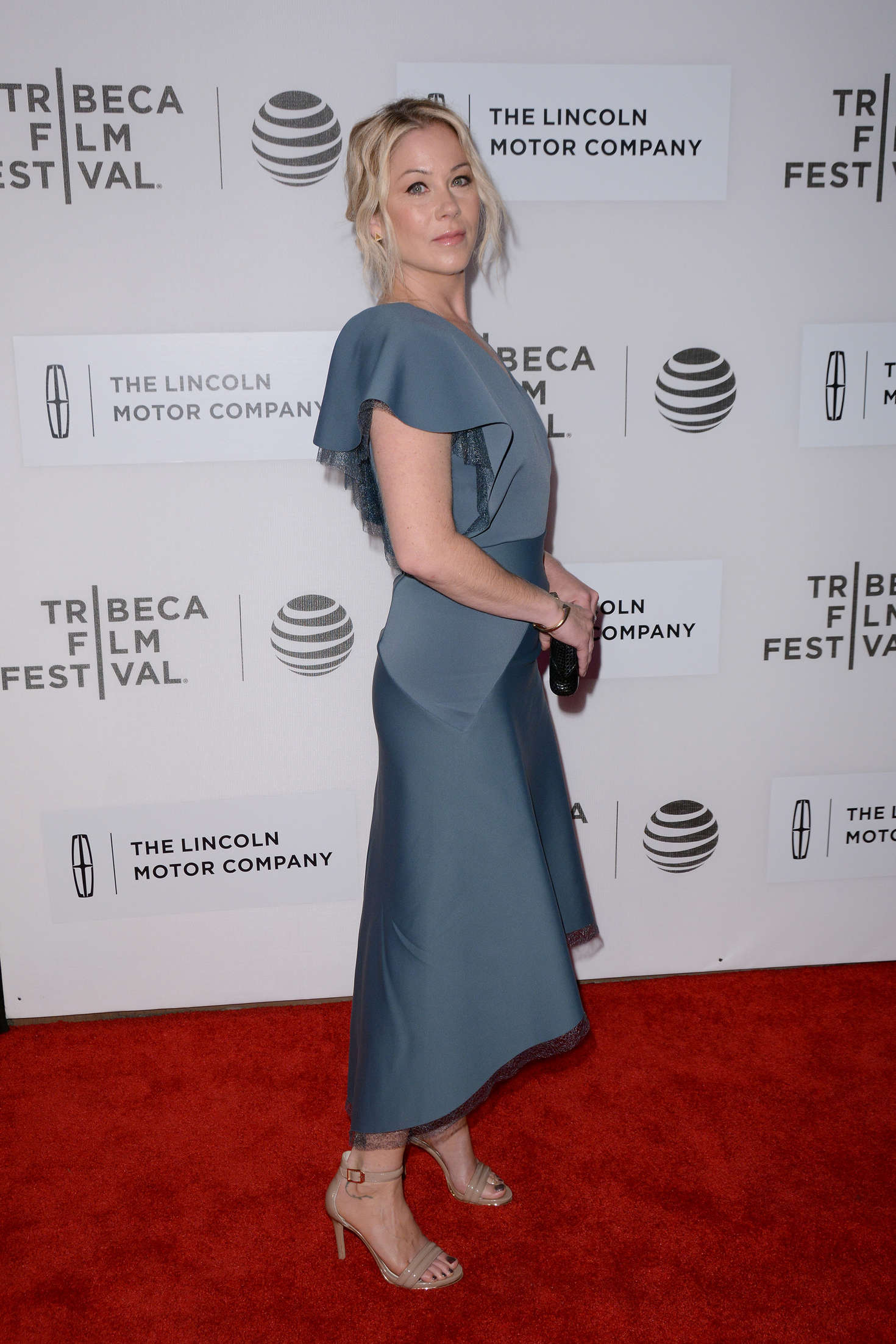 Christina Applegate Youth in Oregon Premiere at Tribeca Film Festival in New York