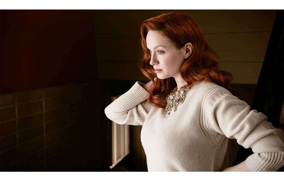 Christina Hendricks The Edit Magazine