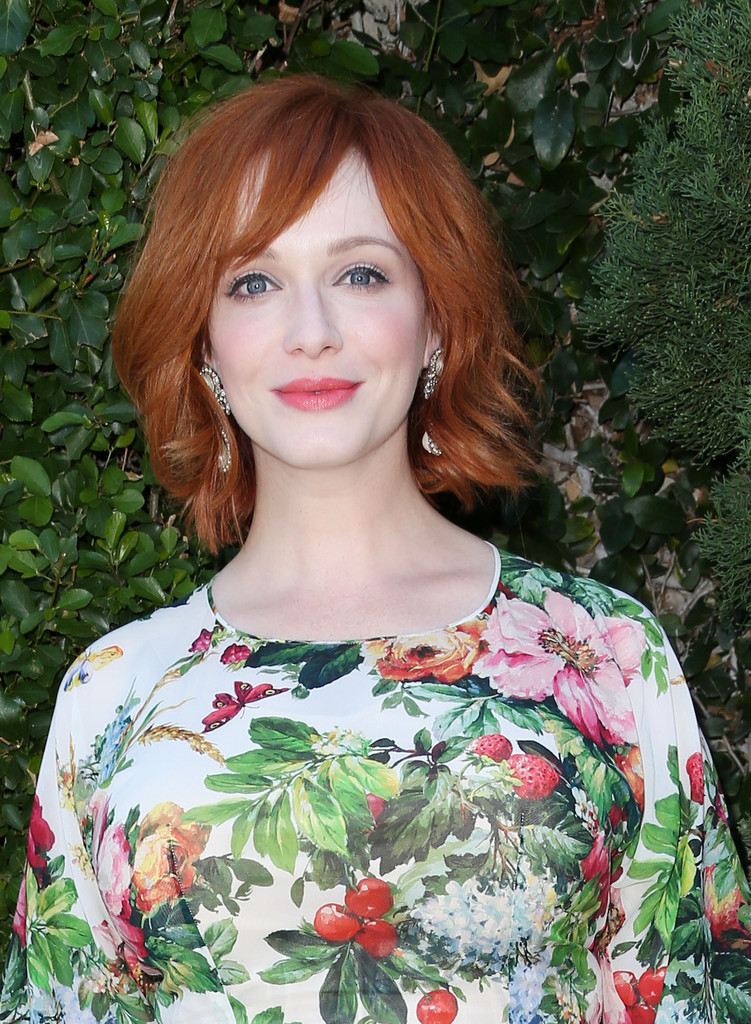 Christina Hendricks The Rape Foundations
