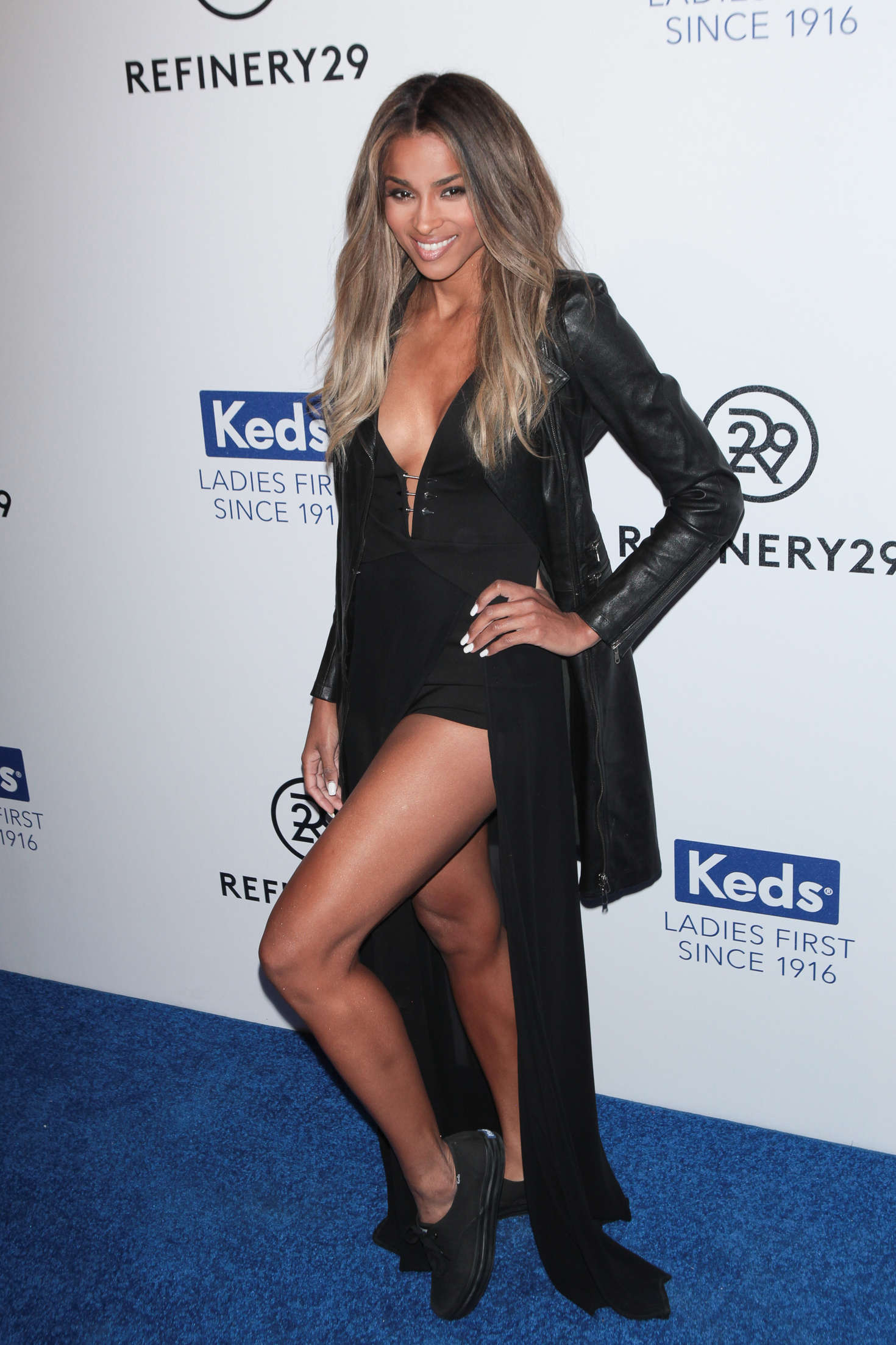 Ciara Keds Centennial Celebration at Studio in New York
