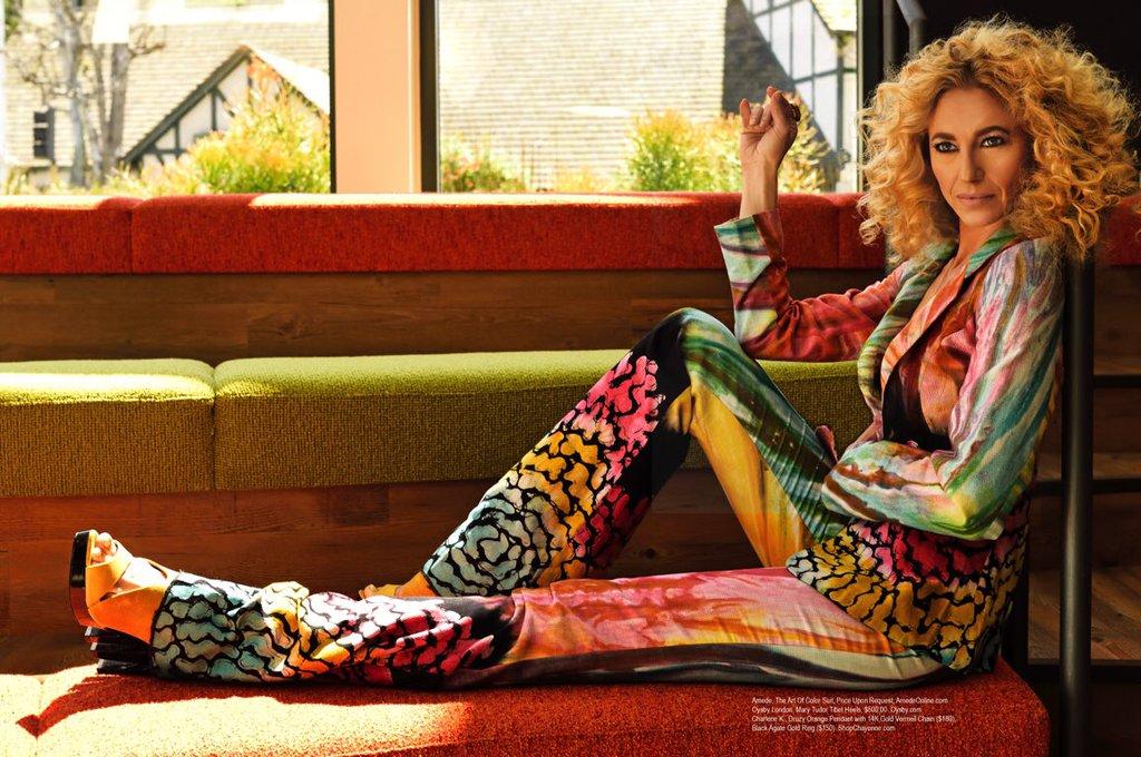 Claudia Black Regard Magazine