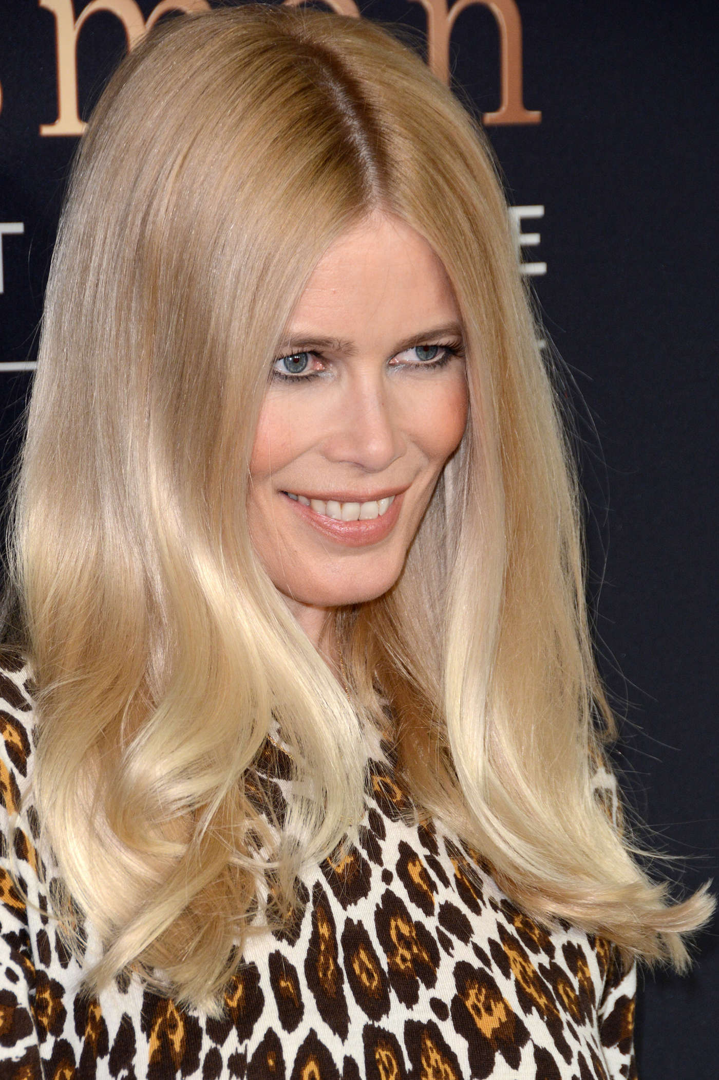 Claudia Schiffer Kingsman The Secret Service Premiere in New York