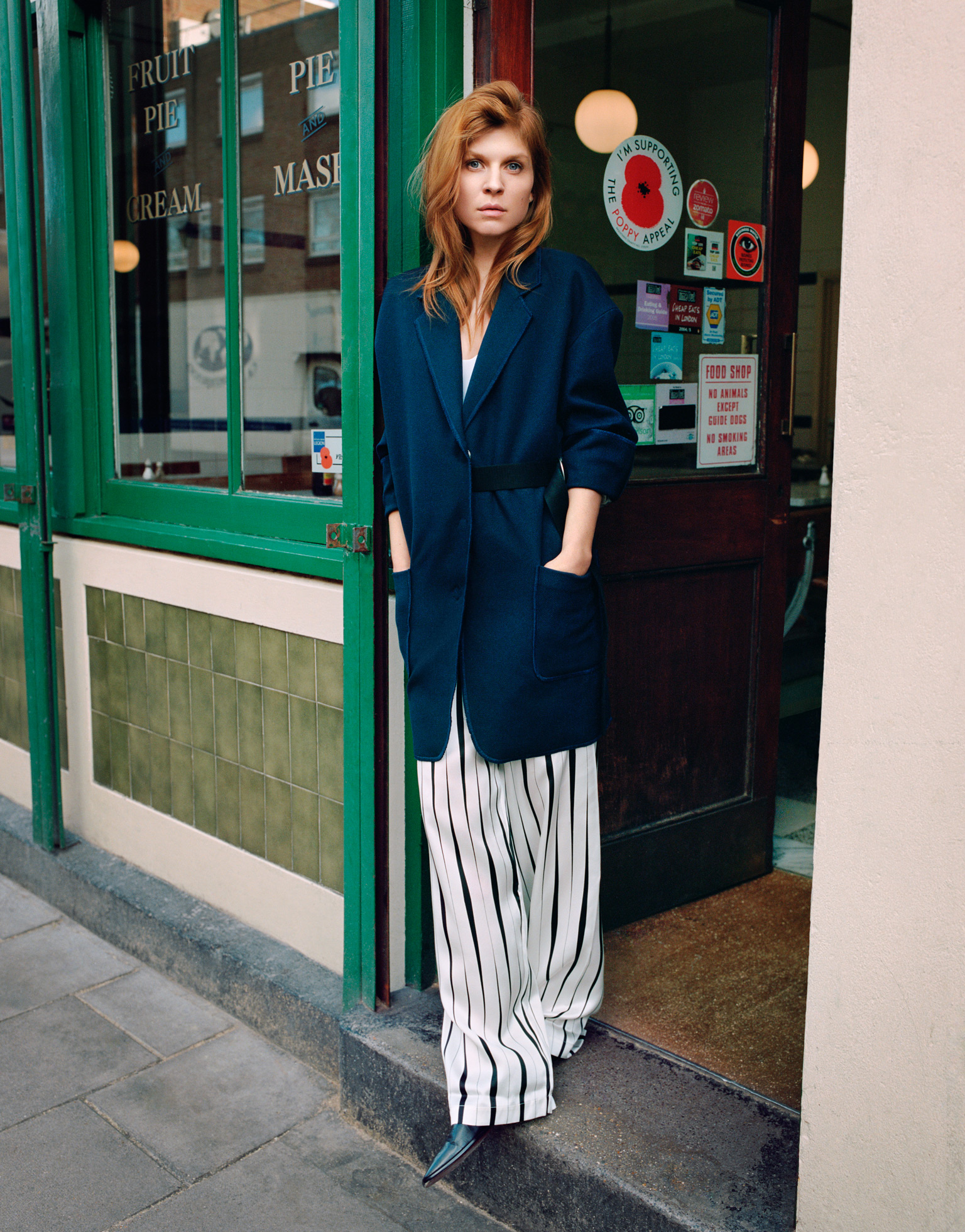 Clemence Poesy The Edit Magazine