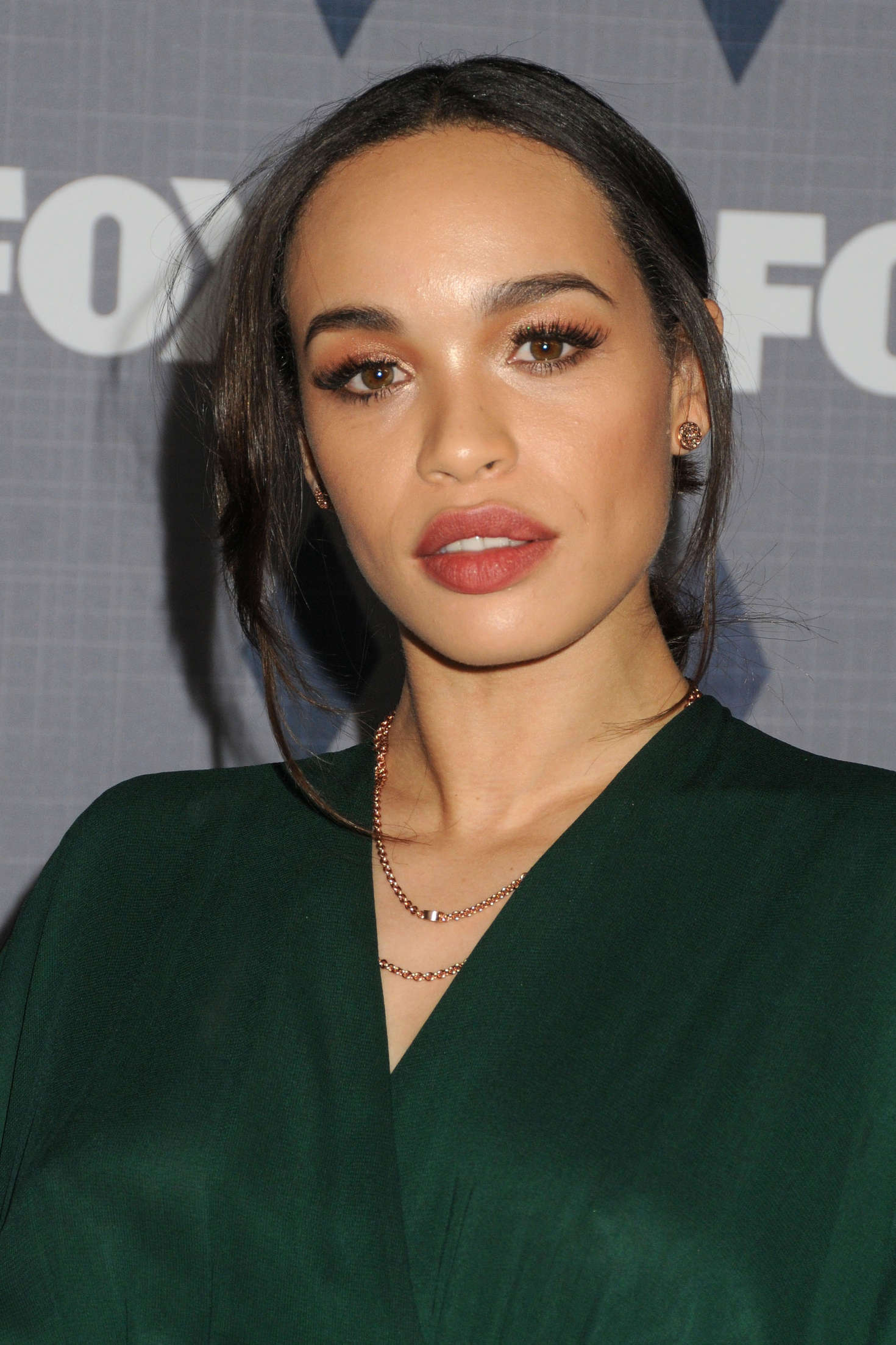 Cleopatra Coleman FOX TCA Winter All-Star Party in Pasadena