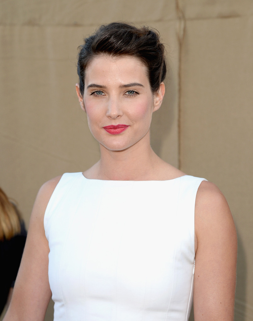 Cobie Smulders CW CBS Showtime Summer TCA Party