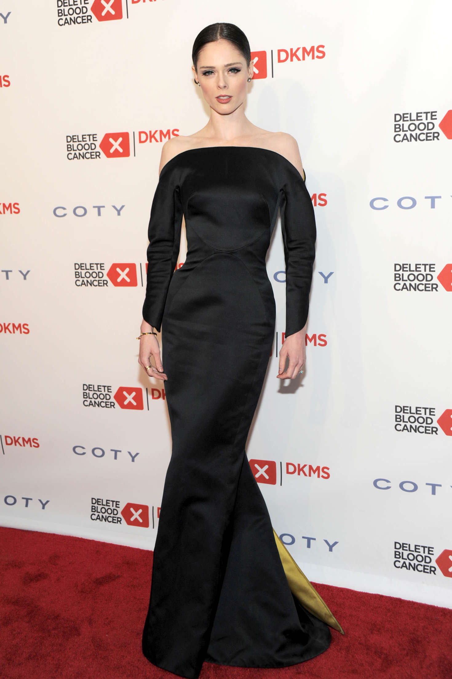 Coco Rocha Annual Delete Blood Cancer DKMS Gala in New York