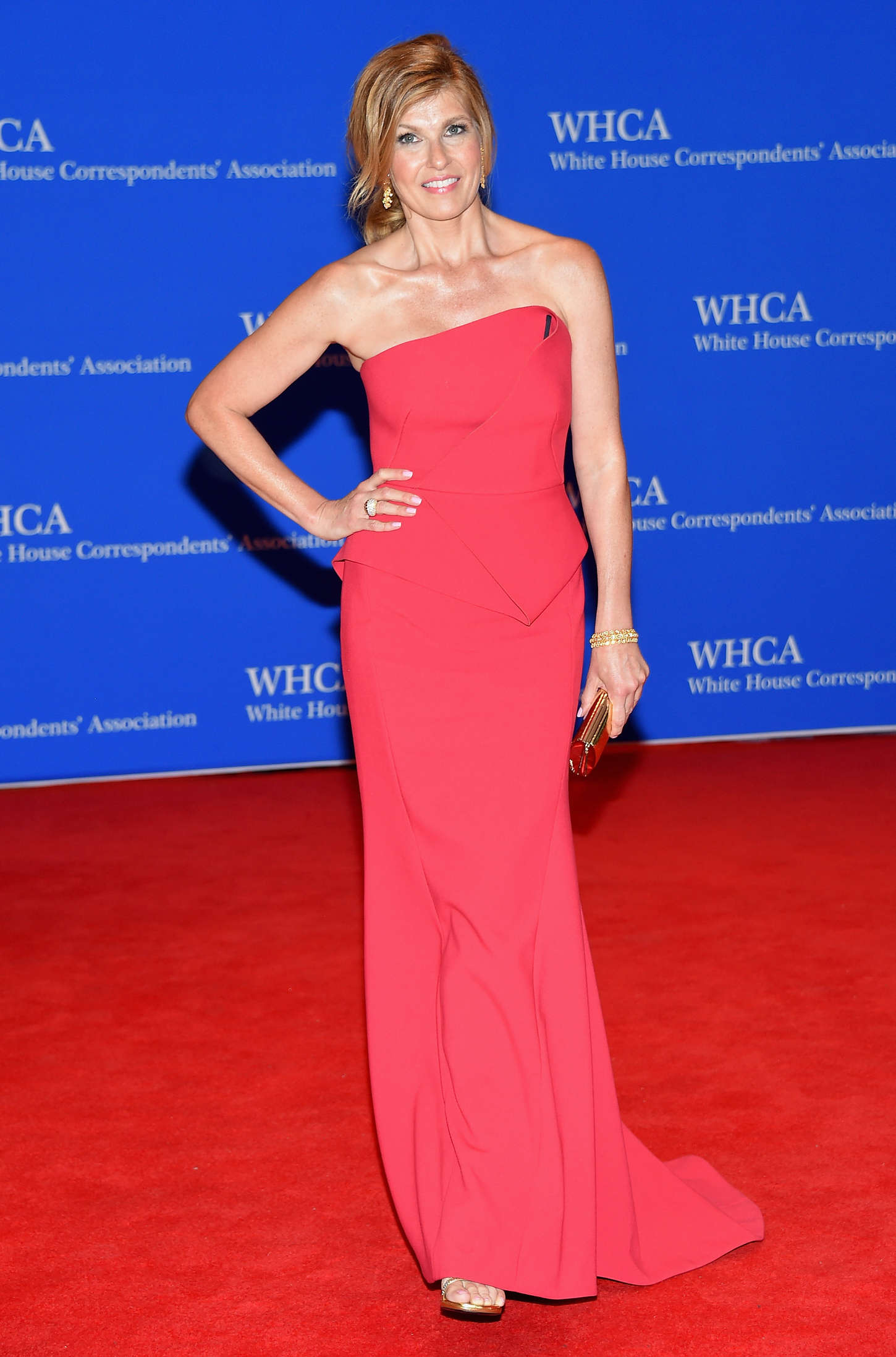 Connie Britton Annual White House Correspondents Association Dinner in Washington
