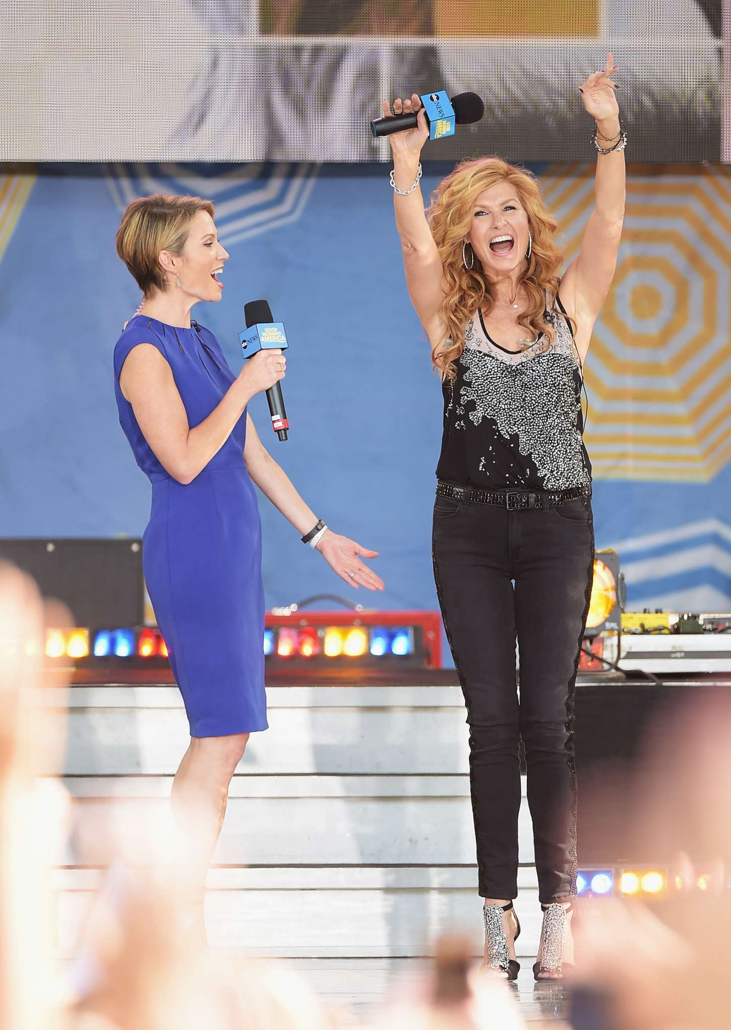 Connie Britton Good Morning America