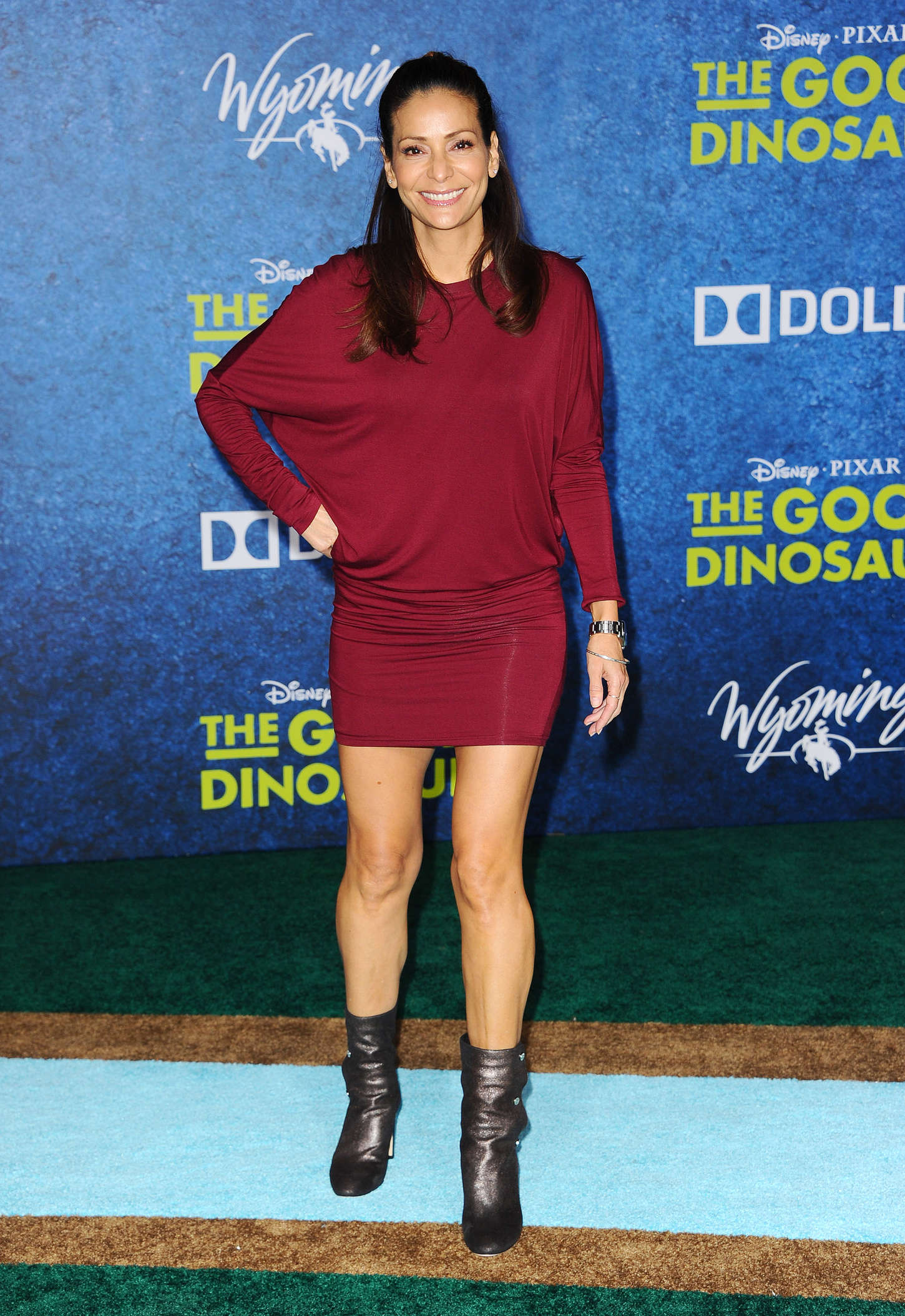 Constance Marie The Good Dinosaur Premiere in Hollywood