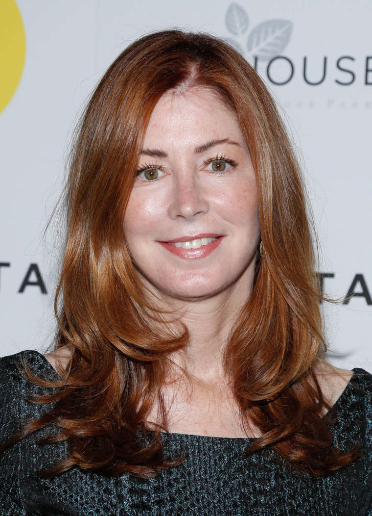 Dana Delany BAMcinemaFest The End Of Tour Opening Night Screening in New York