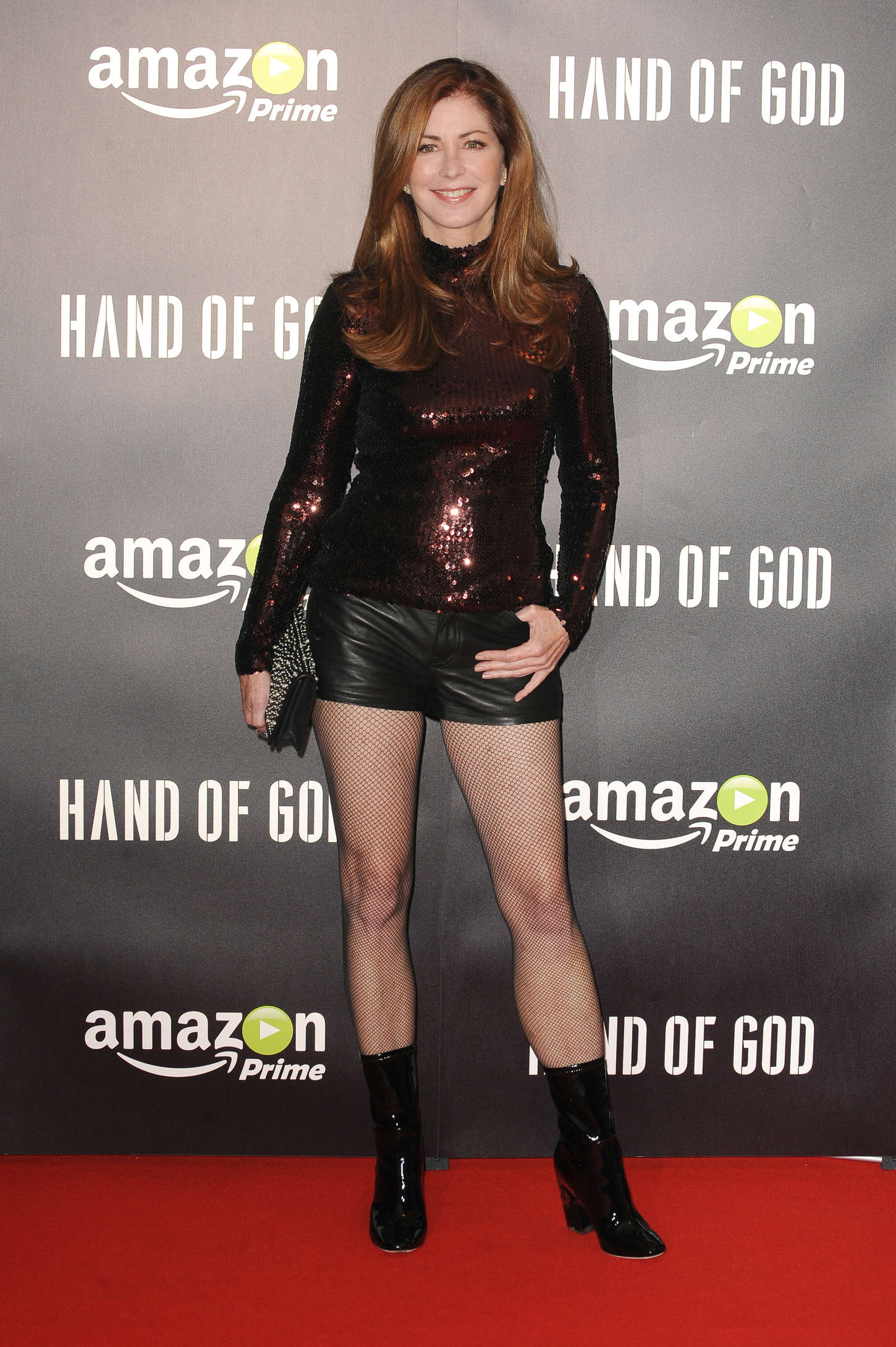 Dana Delany Hand Of God UK Premiere Season in London