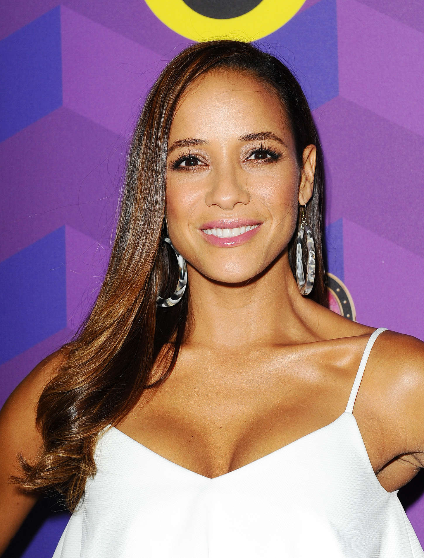 Dania Ramirez Just Jareds Way to Wonderland Party in West Hollywood