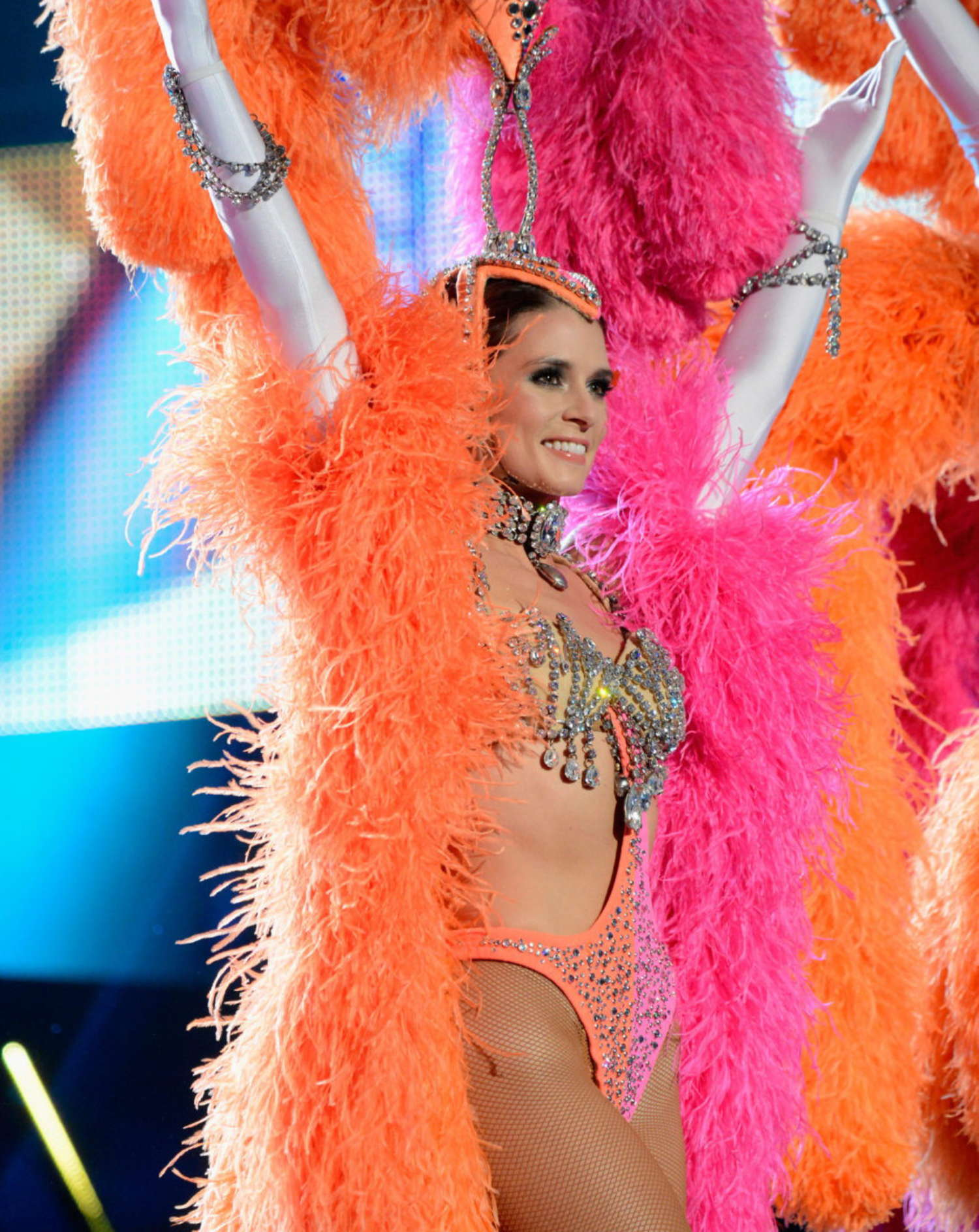 Danica Patrick American Country Awards in Vegas