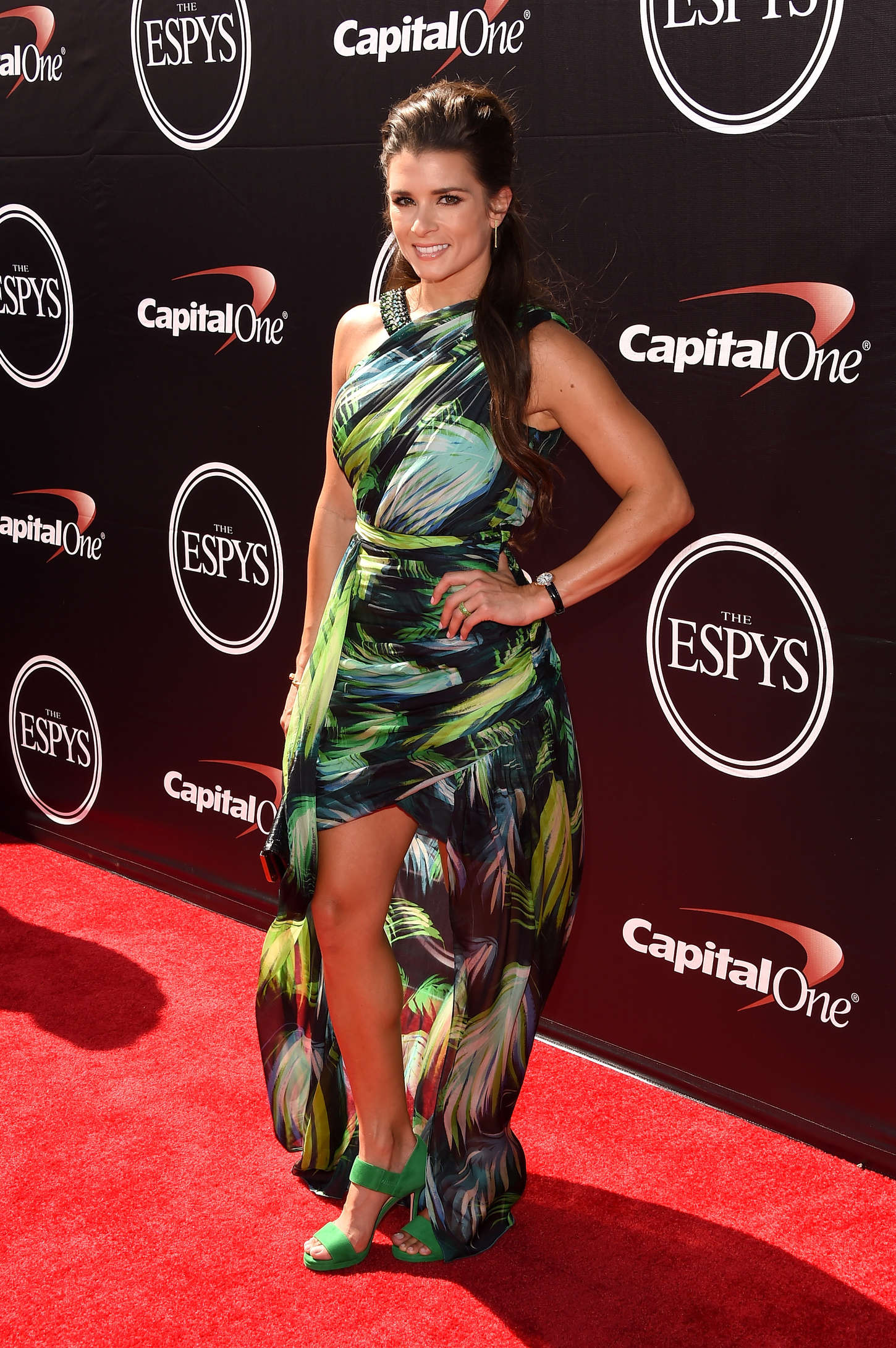 Danica Patrick ESPYS in Los Angeles