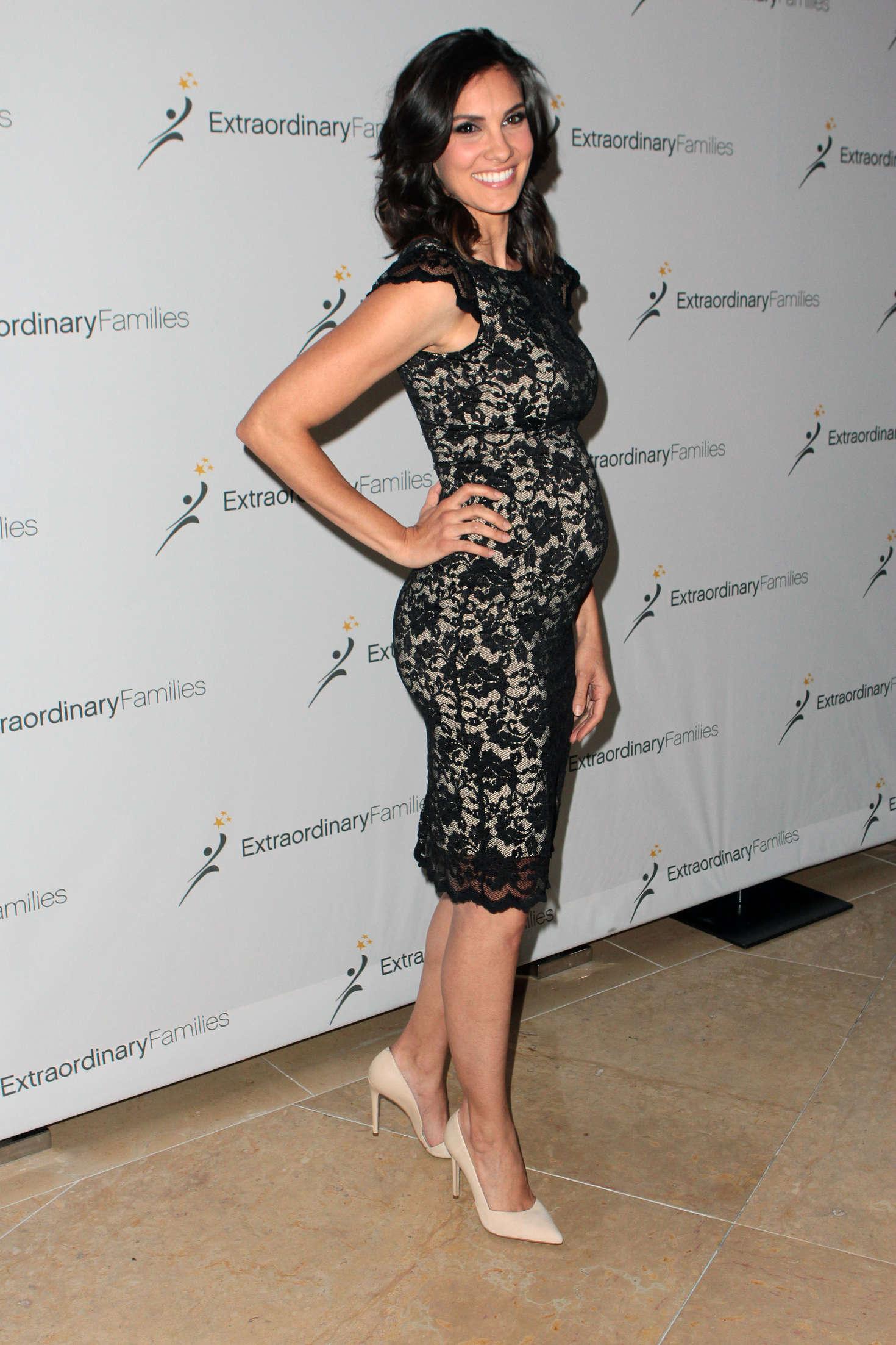 Daniela Ruah Extraordinary Families Inaugural Gala in Beverly Hills