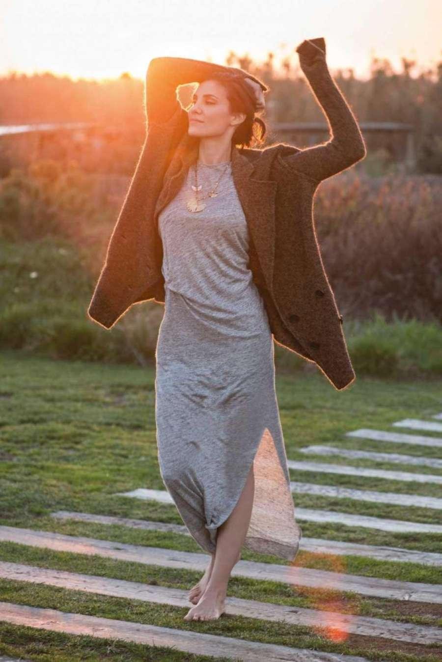 Daniela Ruah LUX Magazine