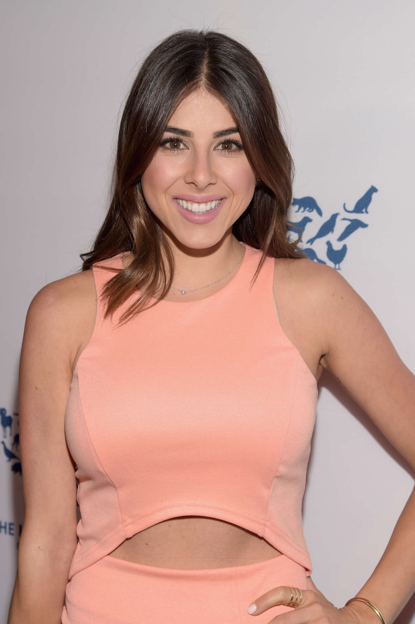 Daniella Monet The Humane Society Los Angeles Benefit Gala in Beverly Hills