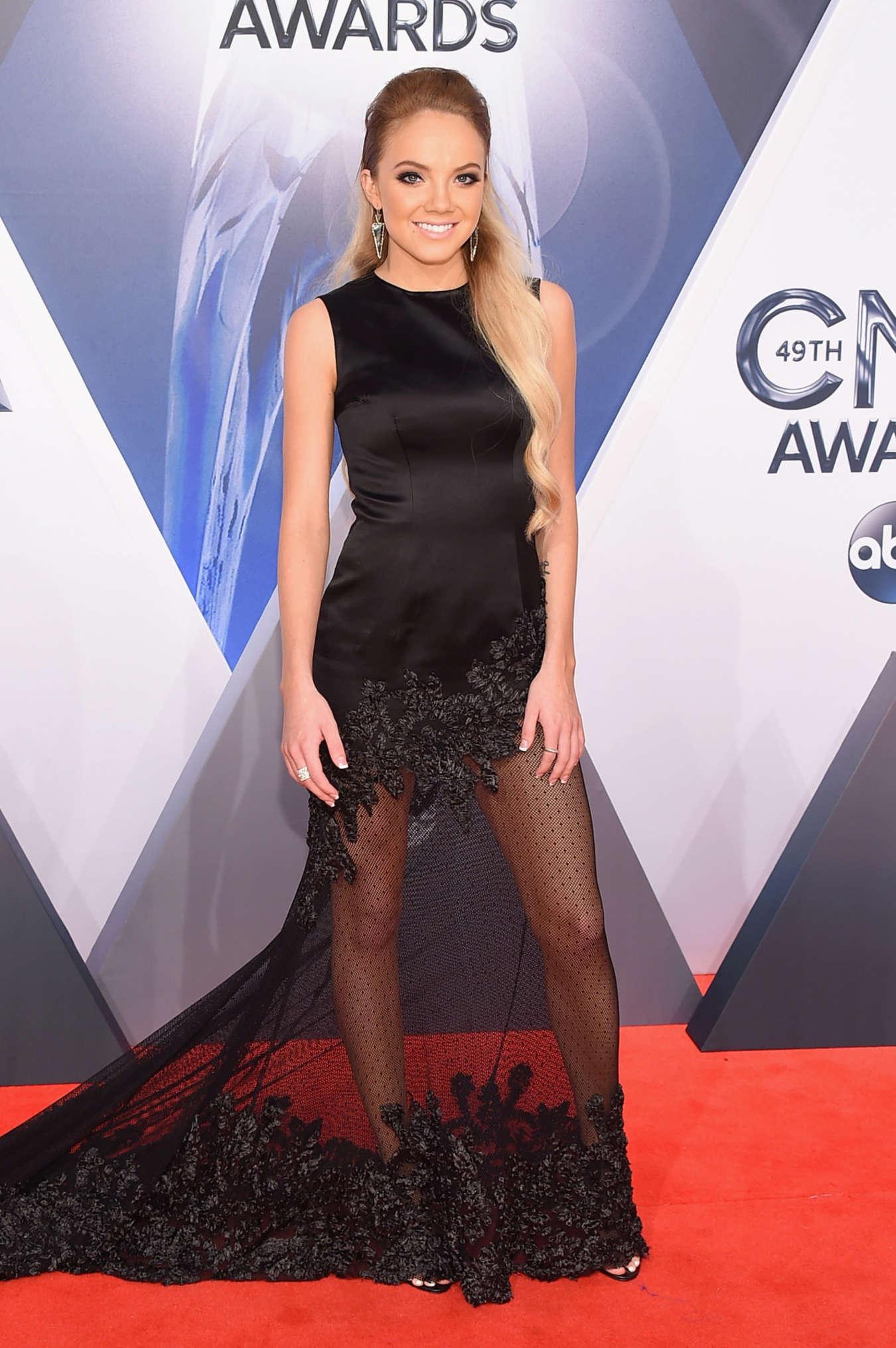 Danielle Bradbery Annual CMA Awards in Nashville