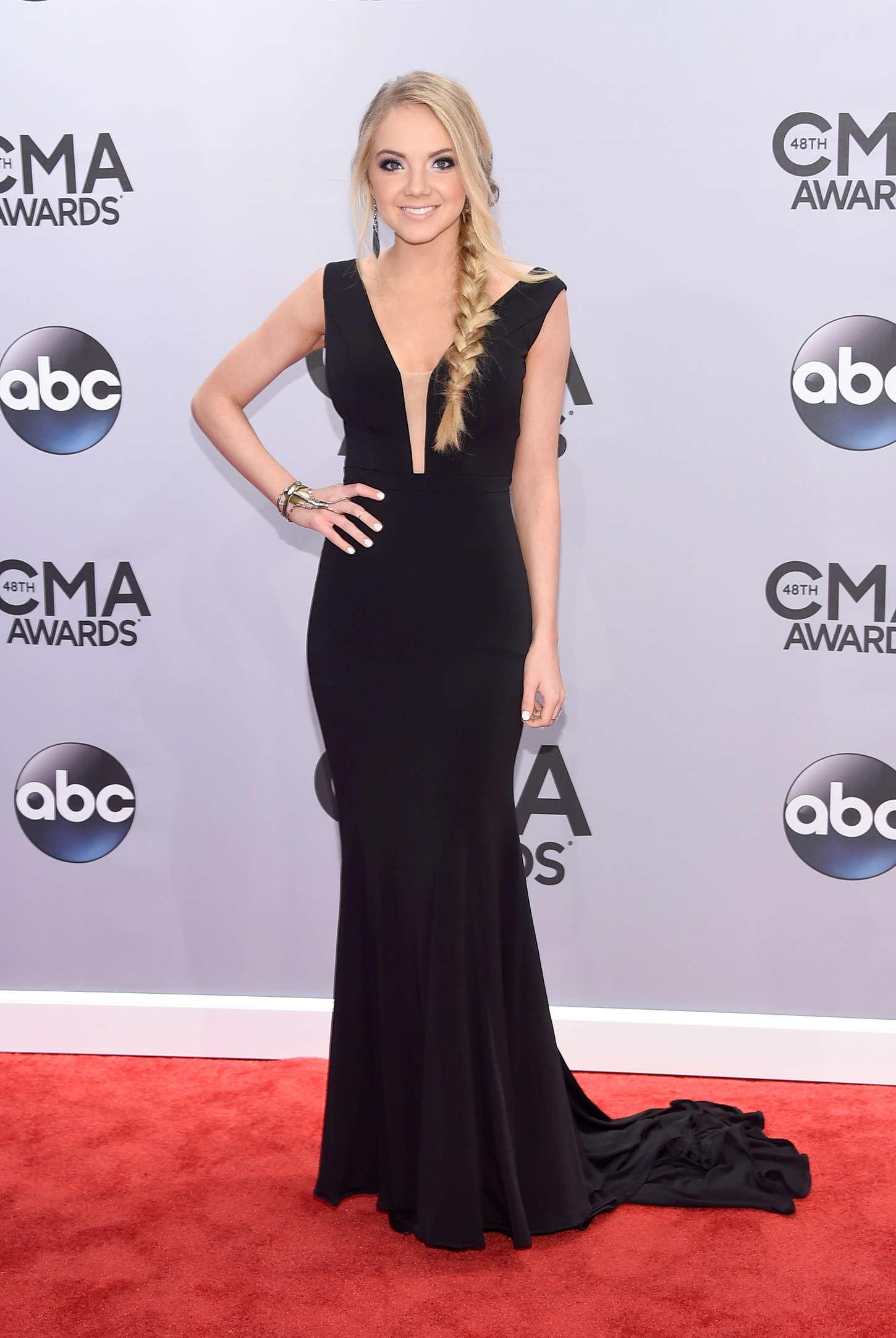 Danielle Bradbery at Annual CMA Awards in Nashville