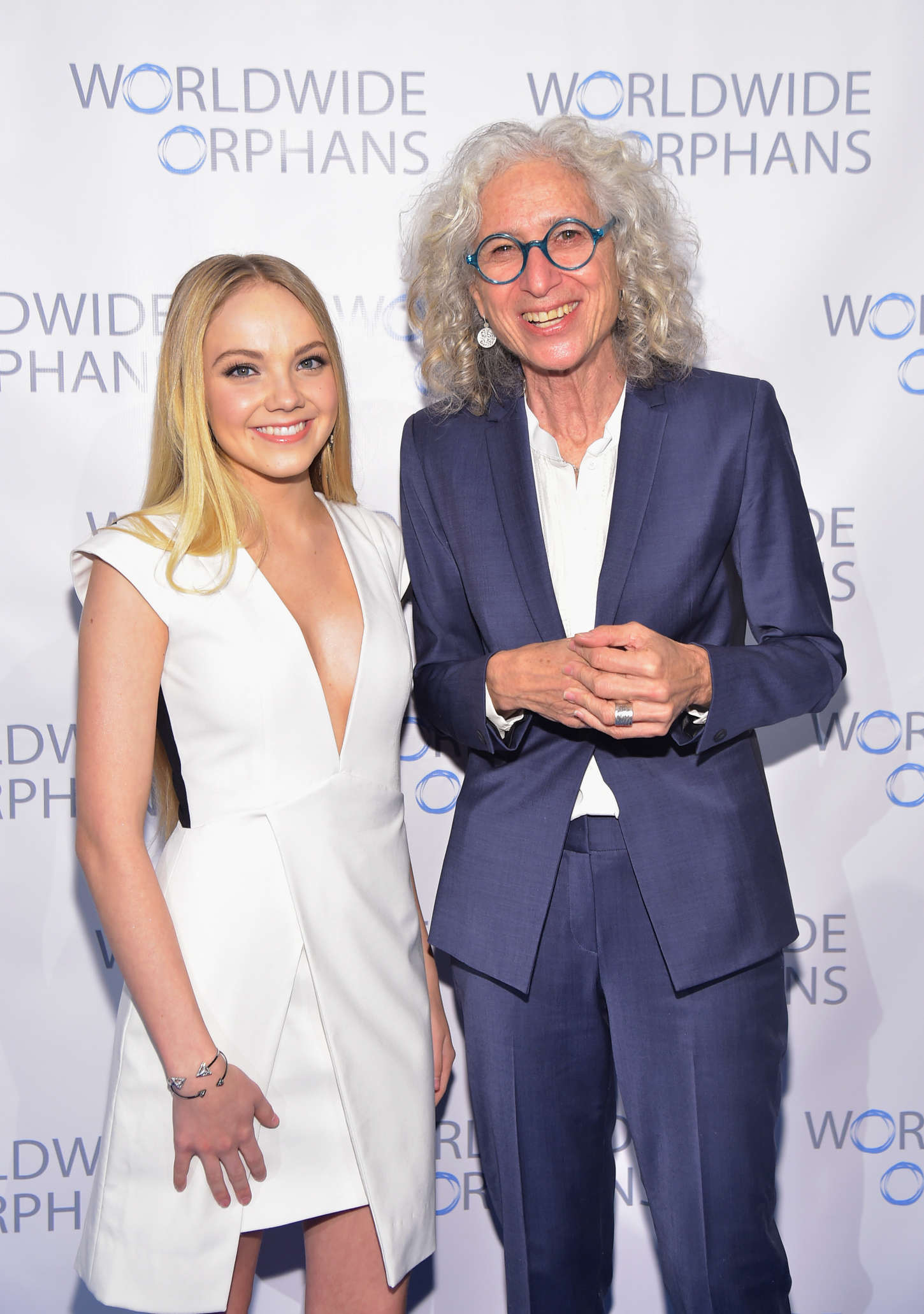 Danielle Bradbery Worldwide Orphans Annual Gala in New York