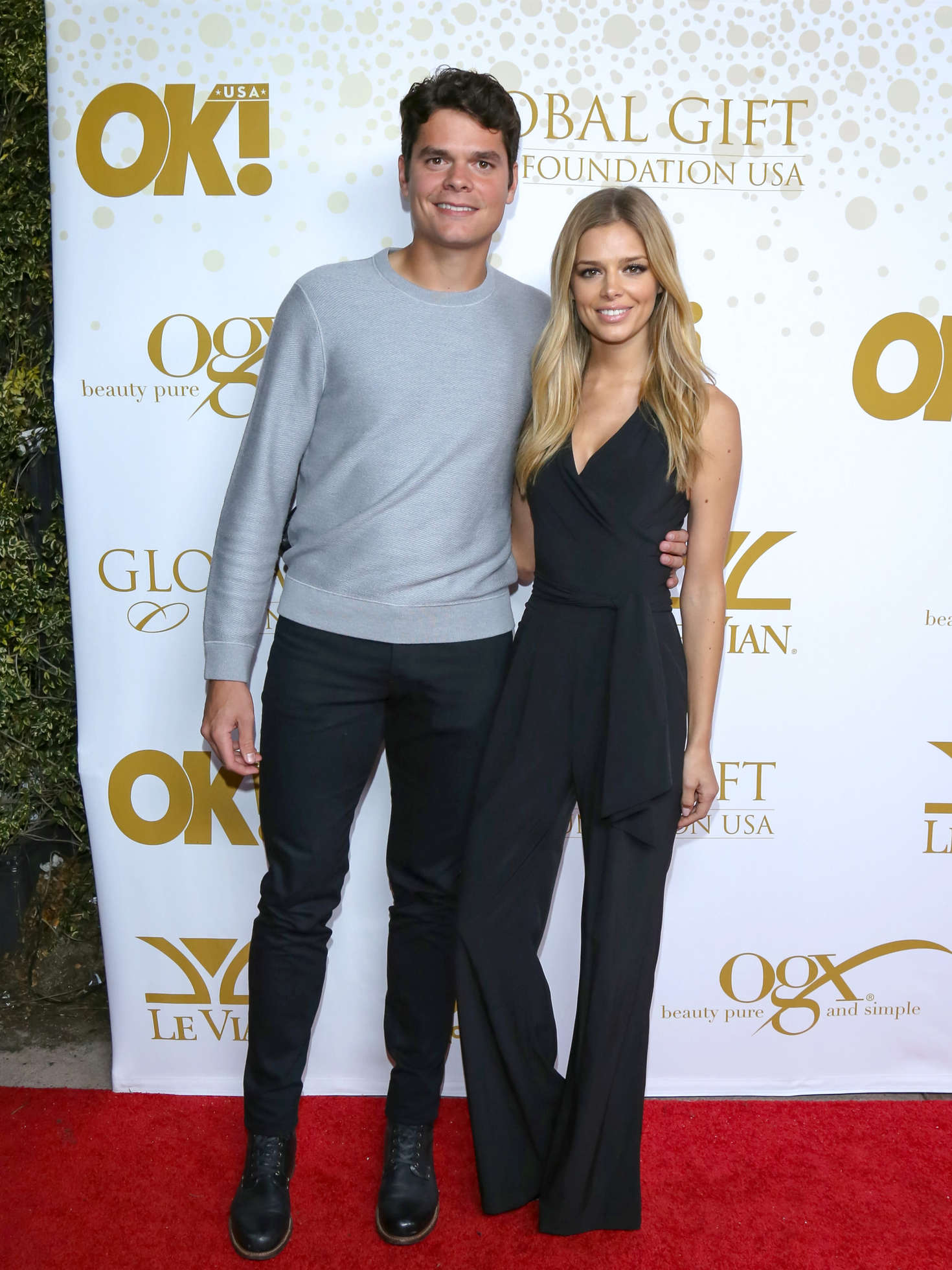 Danielle Knudson OK! Magazines Pre-Oscar Party in Los Angeles