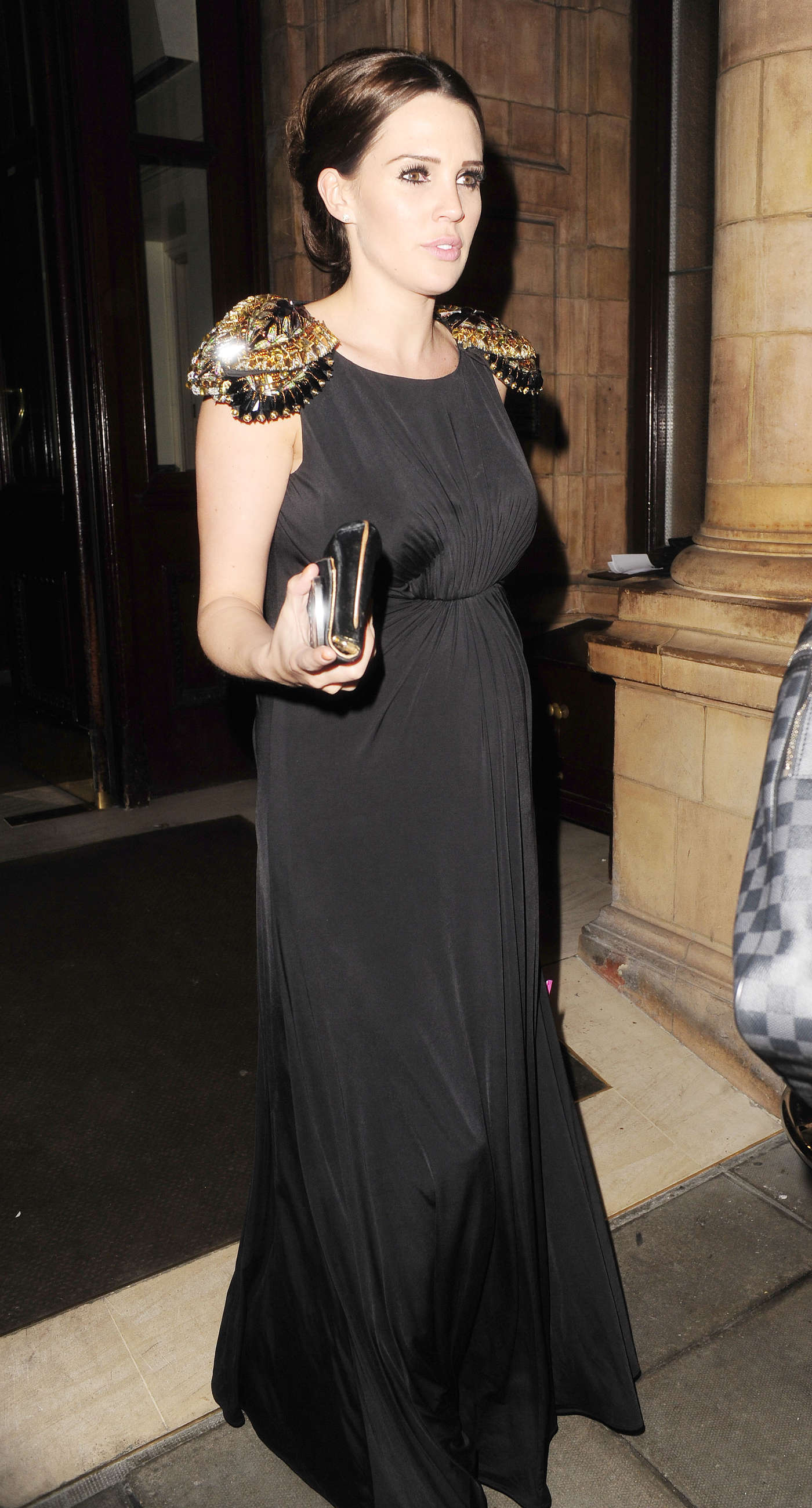 Danielle Lloyd My Beautiful Ball Fundraiser in London
