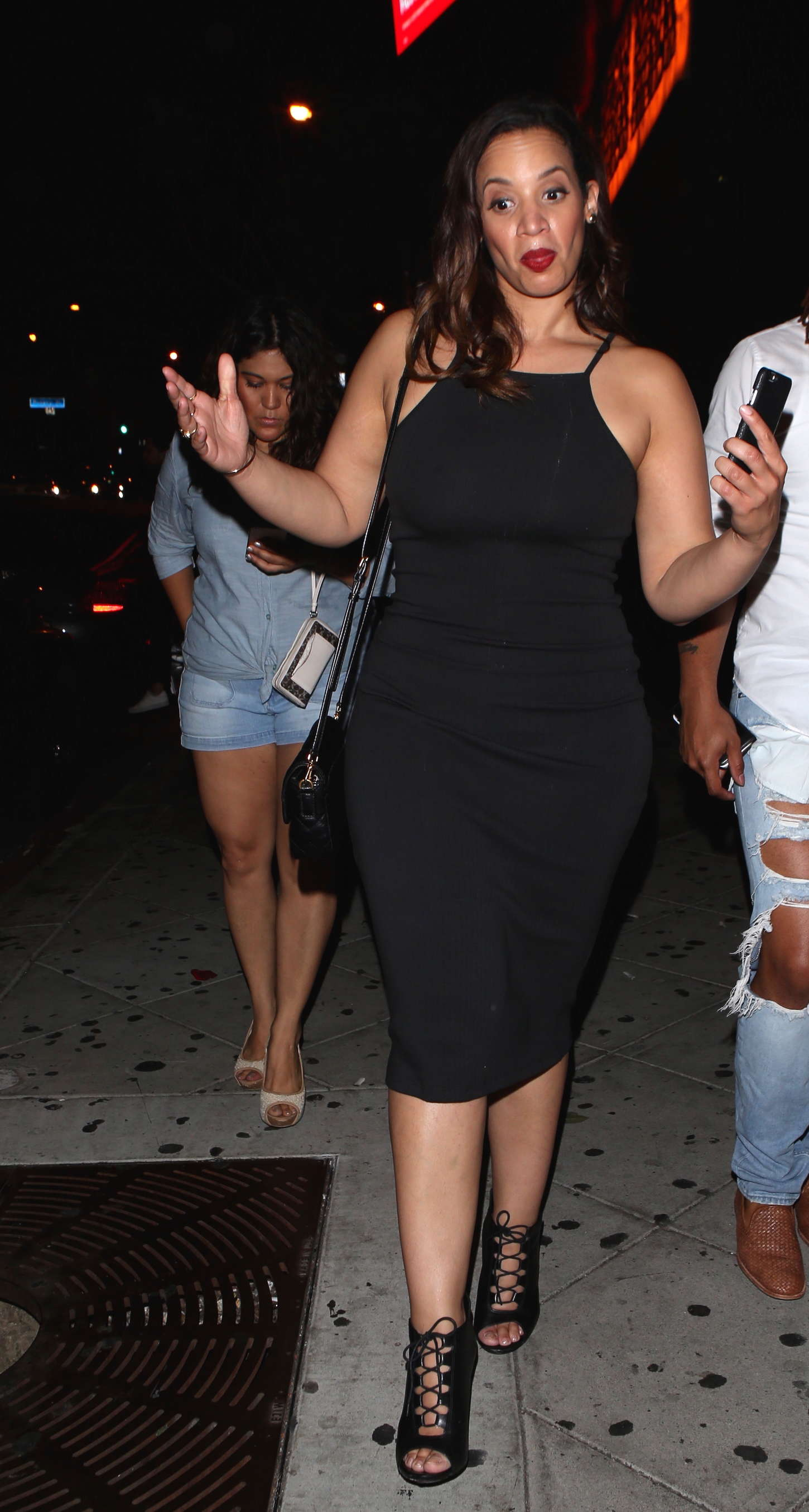 Dascha Polanco in Los Angeles