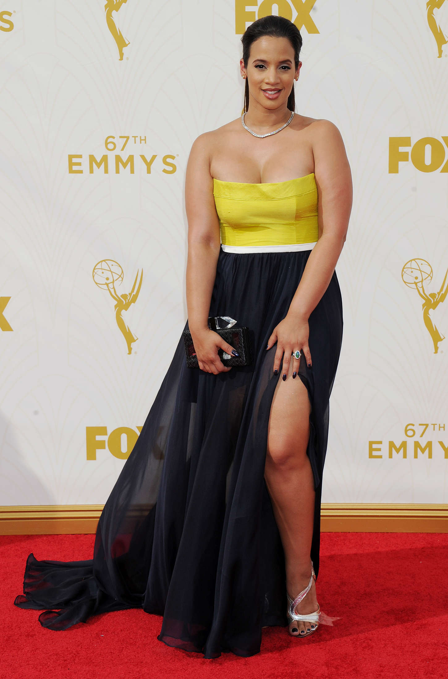Dascha Polanco The Primetime Emmy Awards in Los Angeles