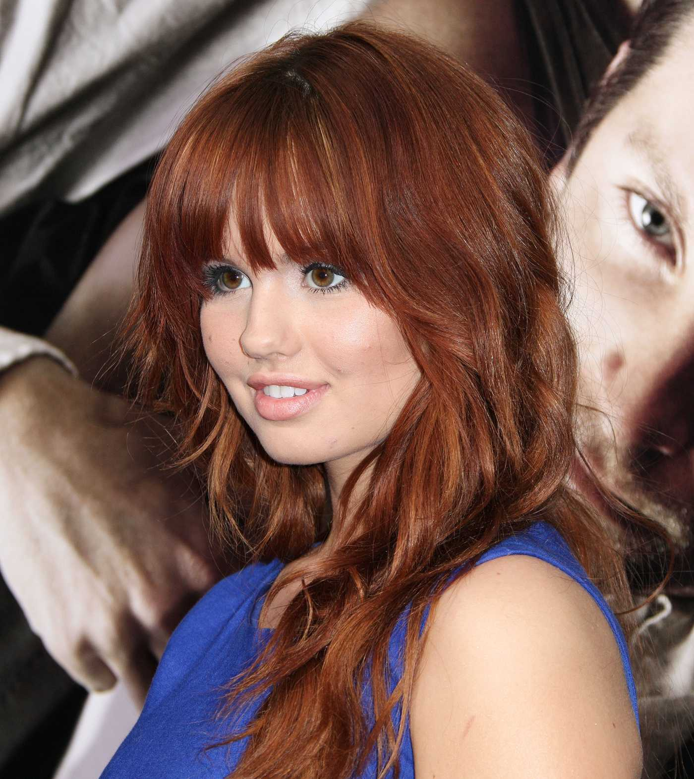 Debby Ryan at The Words Premiere in Los Angeles