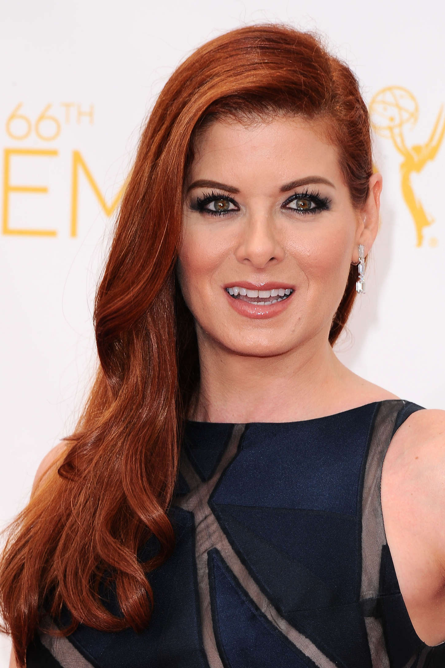 Debra Messing annual Primetime Emmy Awards in Los Angeles