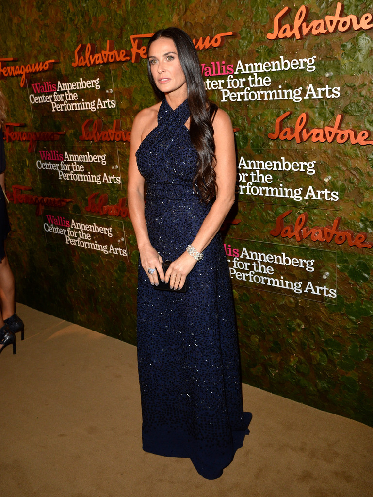 Demi Moore Annenberg Center Gala in Beverly Hills-1
