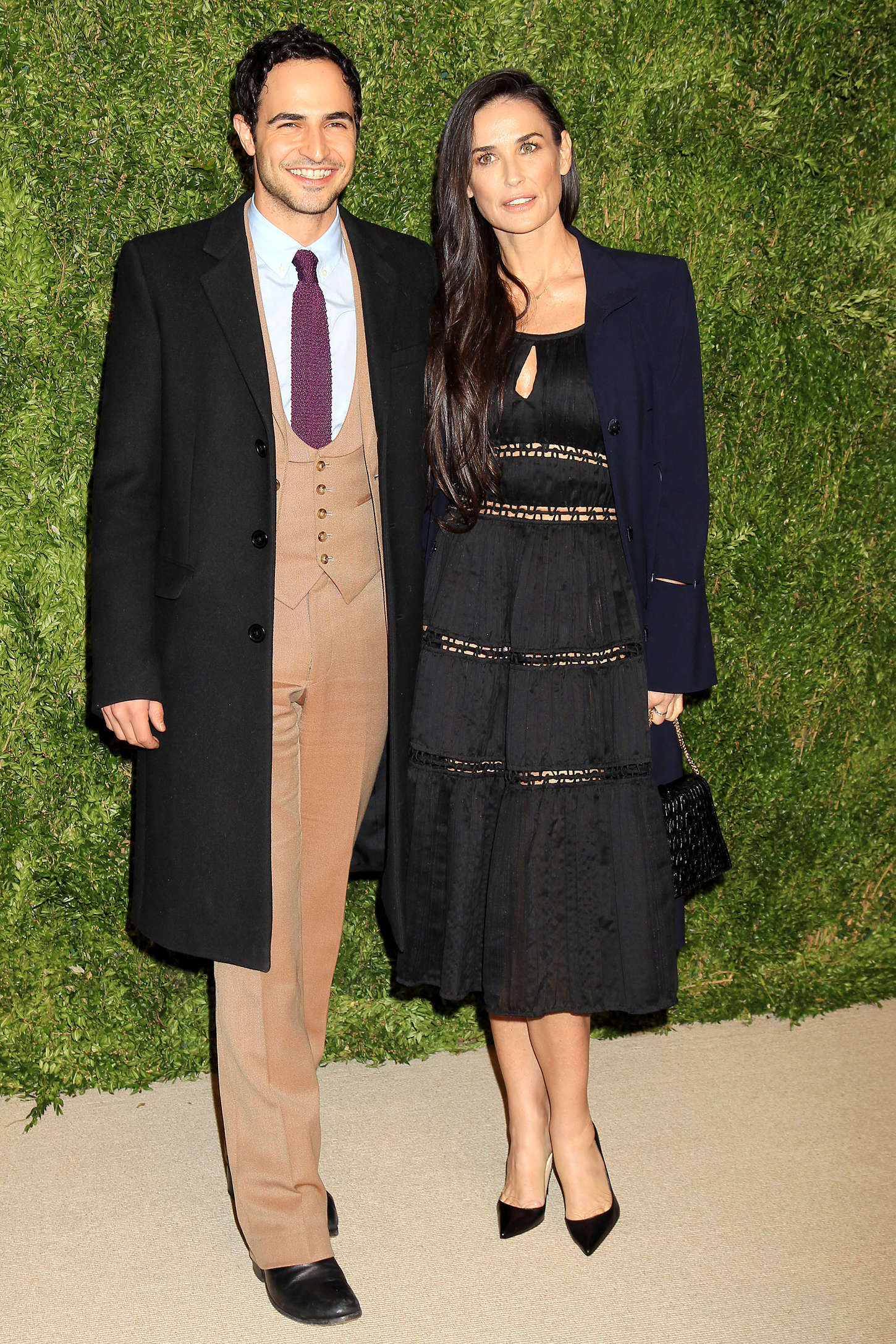 Demi Moore Annual CFDA/Vogue Fashion Fund Awards in New York