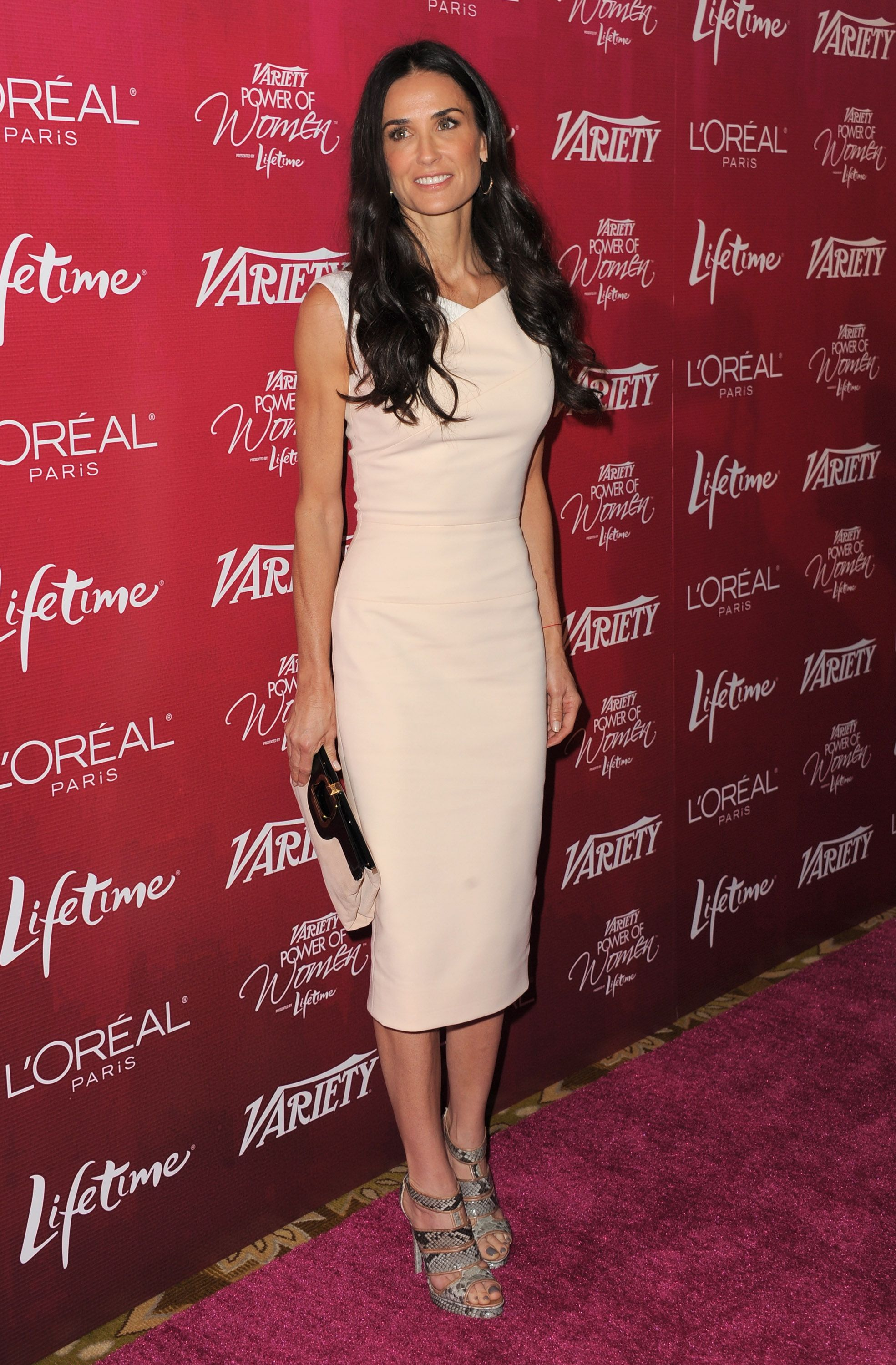 Demi Moore Annual Varietys Power of Women Event