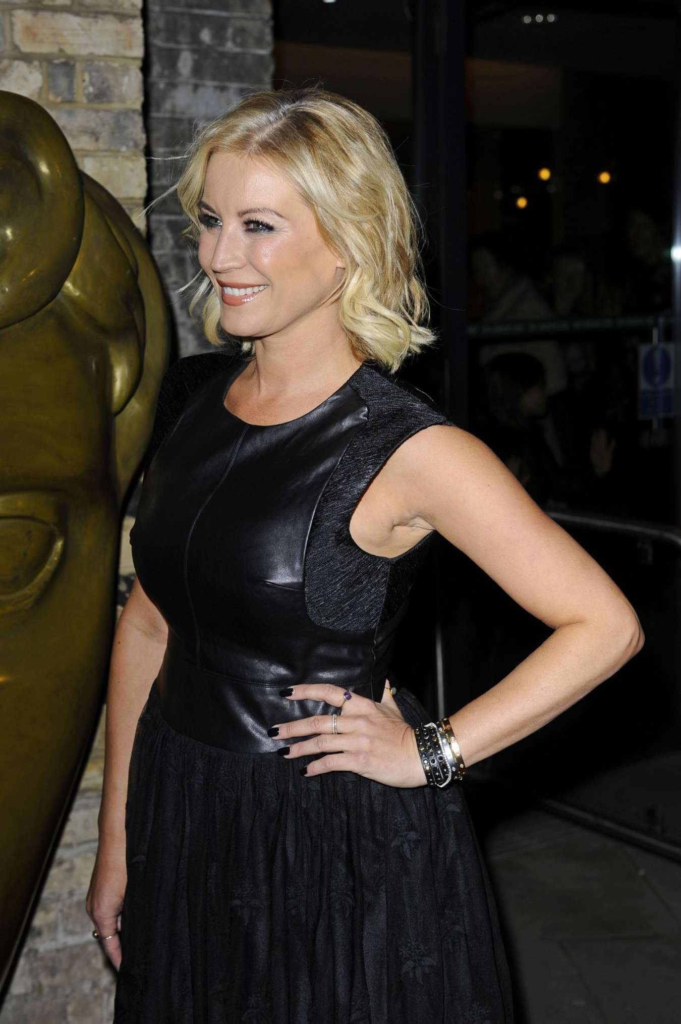 Denise Van Outen British Academy Childrens Awards in London