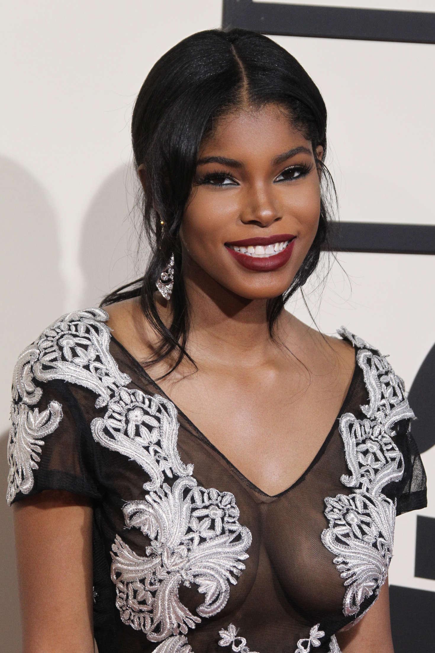 Diamond White Annual GRAMMY Awards in Los Angeles