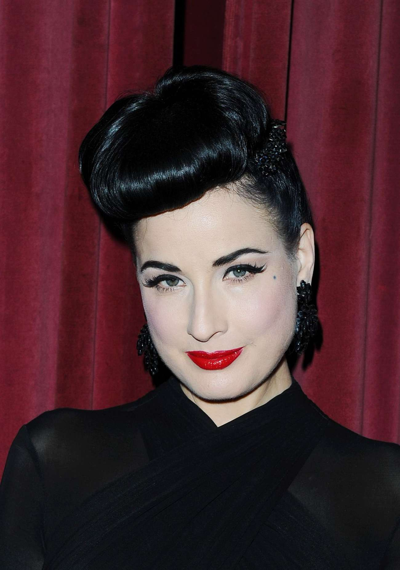 Dita Von Teese Live Talk La at Crest Theatre in Westwood