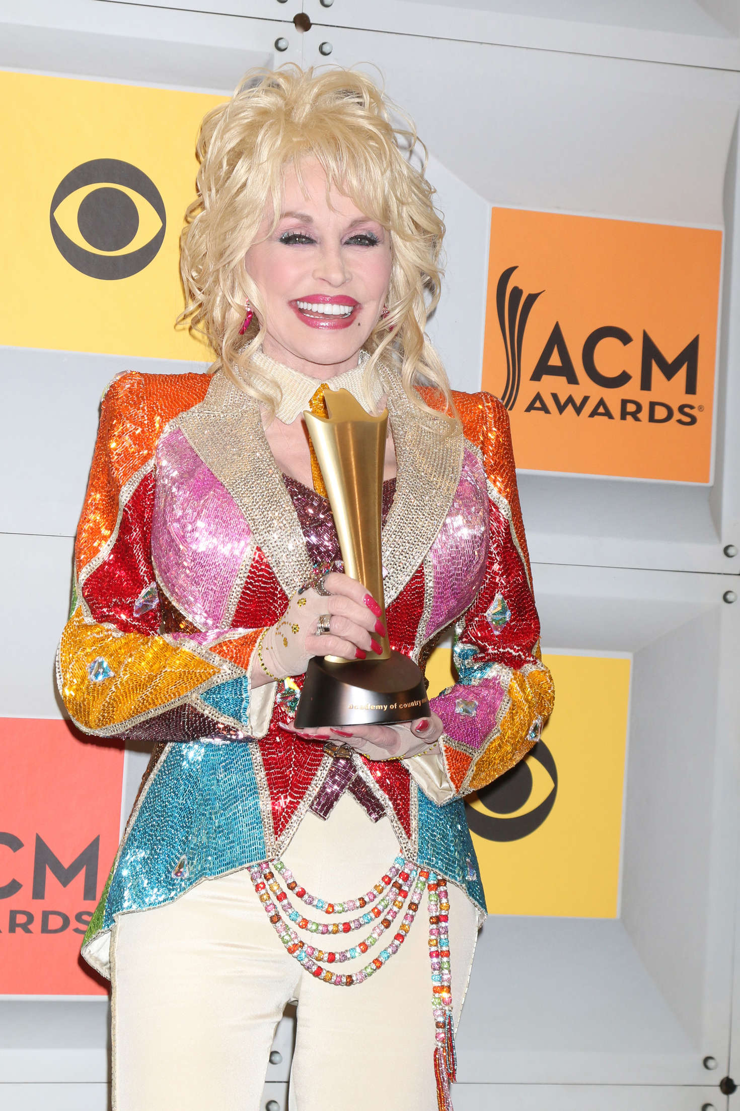 Dolly Parton Academy of Country Music Awards in Las Vegas