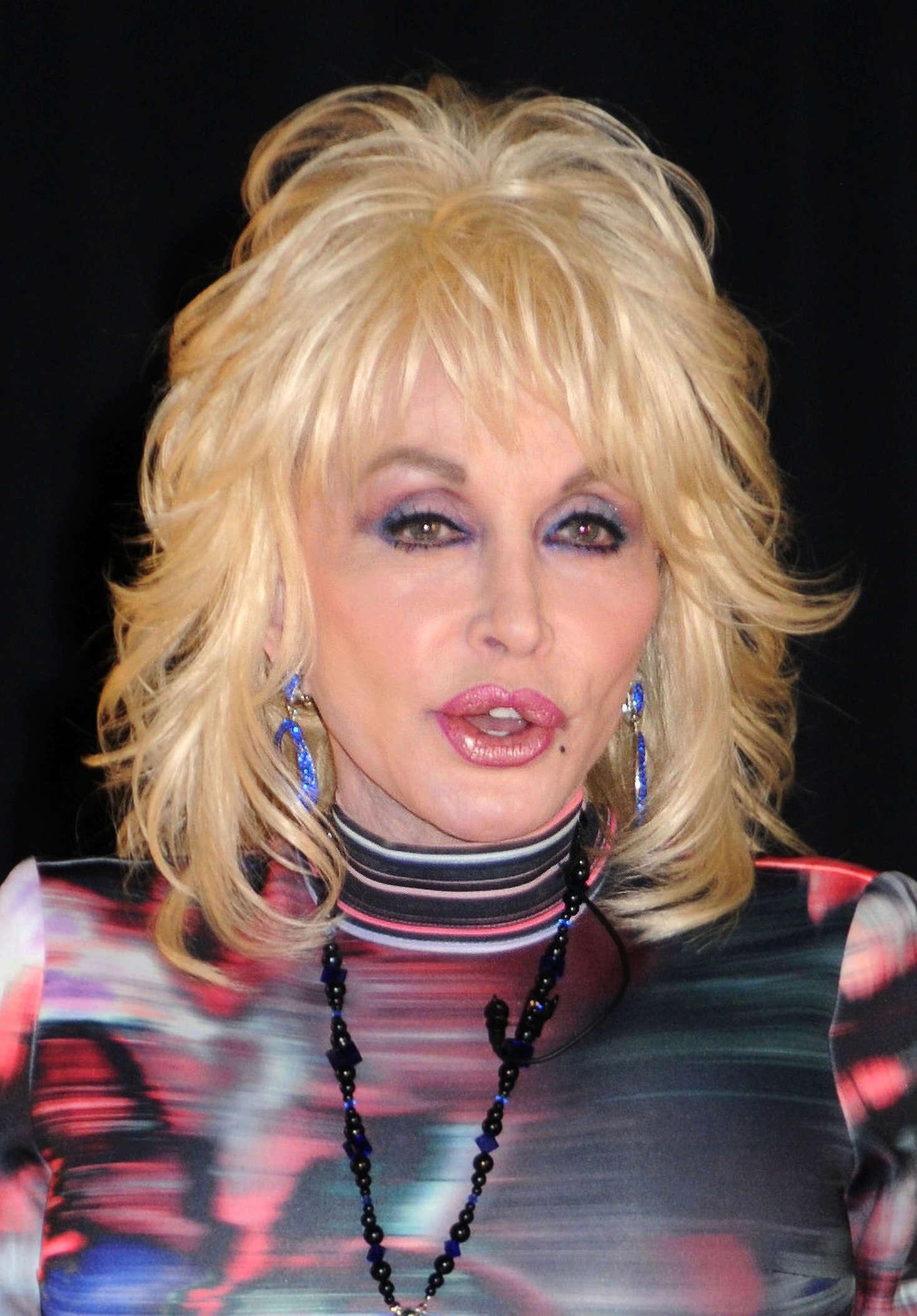 Dolly Parton Announces North American Tour in Nashville