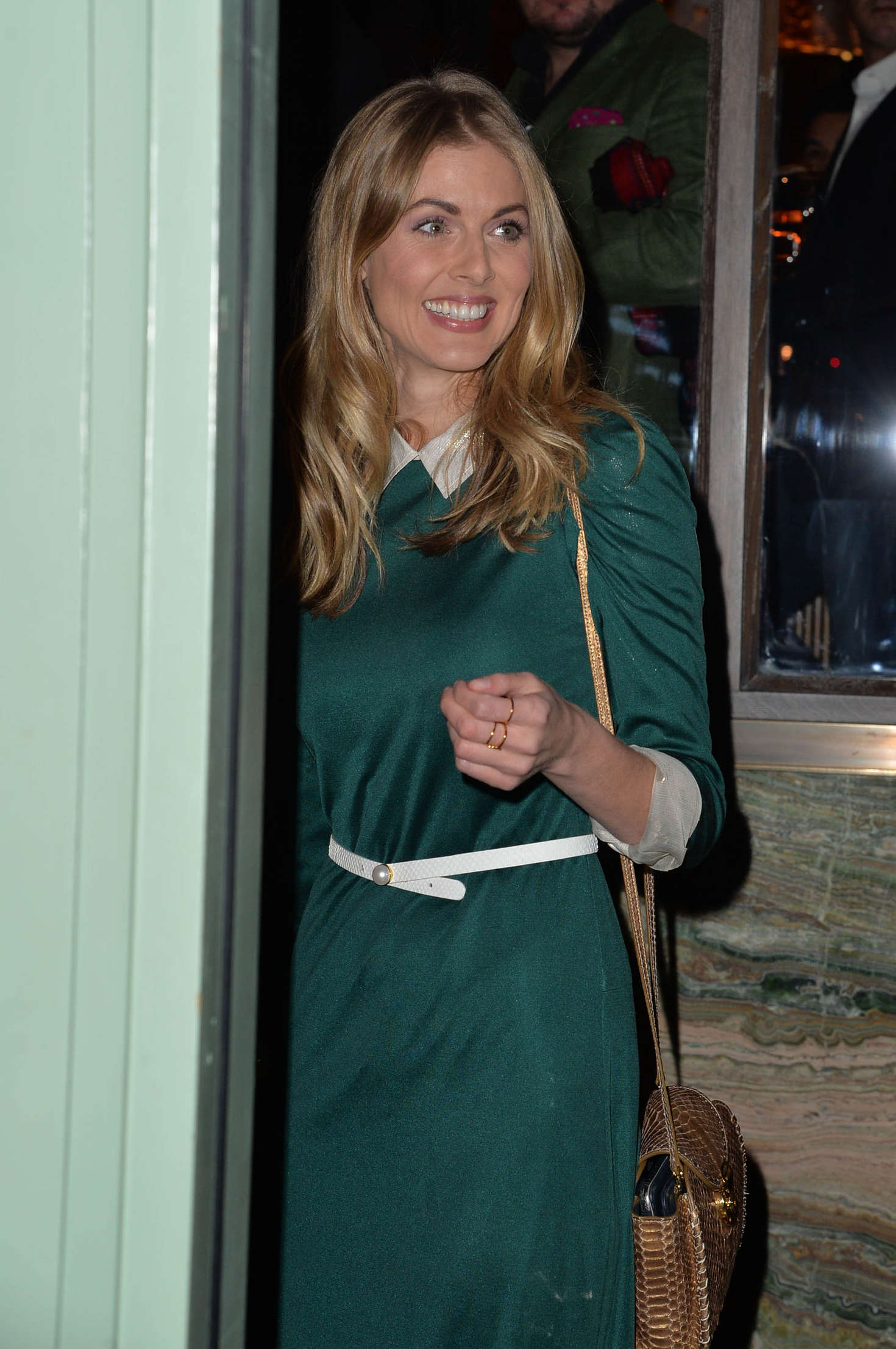 Donna Air at Private Dinner of Creme de la Mer in London
