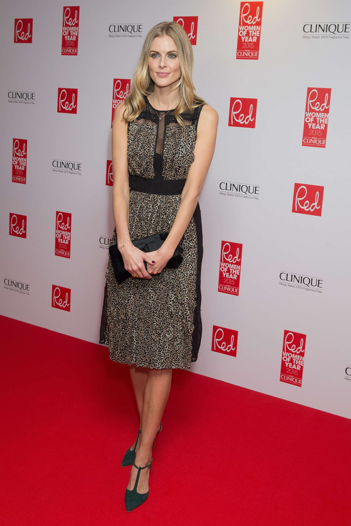 Donna Air Red Women Of The Year Awards in London