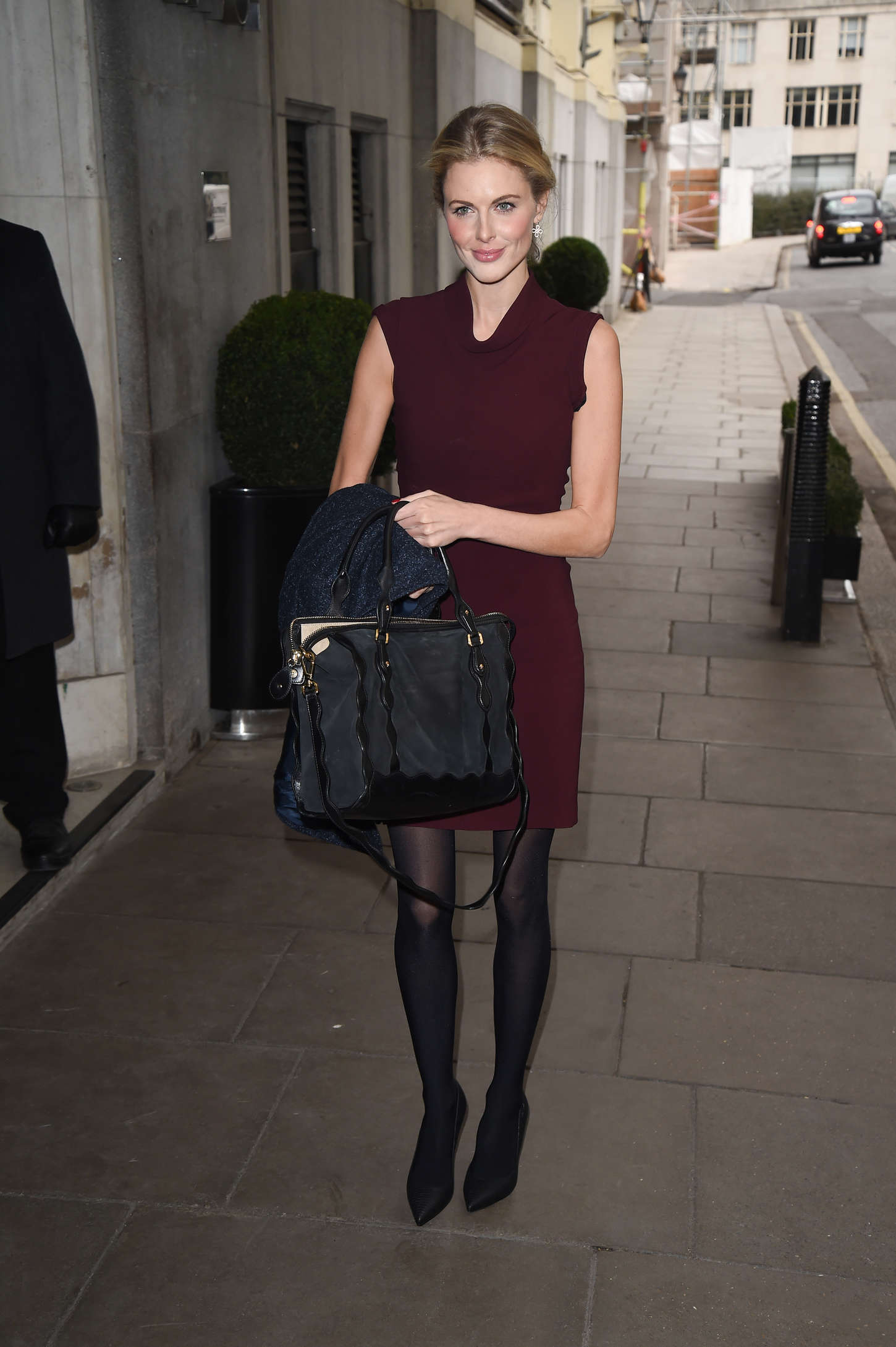 Donna Air The Year Of Mexico Lunch in London
