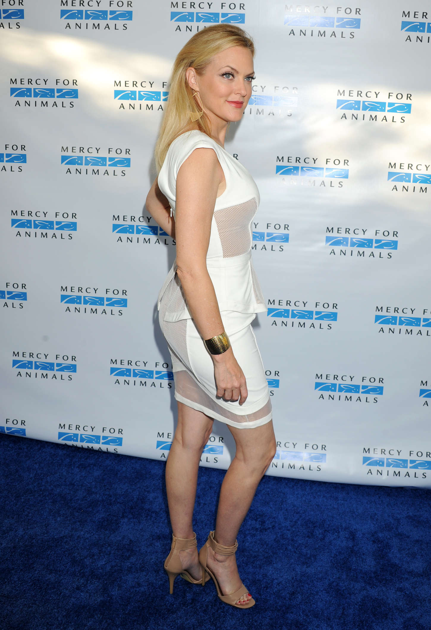 Elaine Hendrix The Hidden Heroes Gala For Animals at Unici Casa in Los Angeles