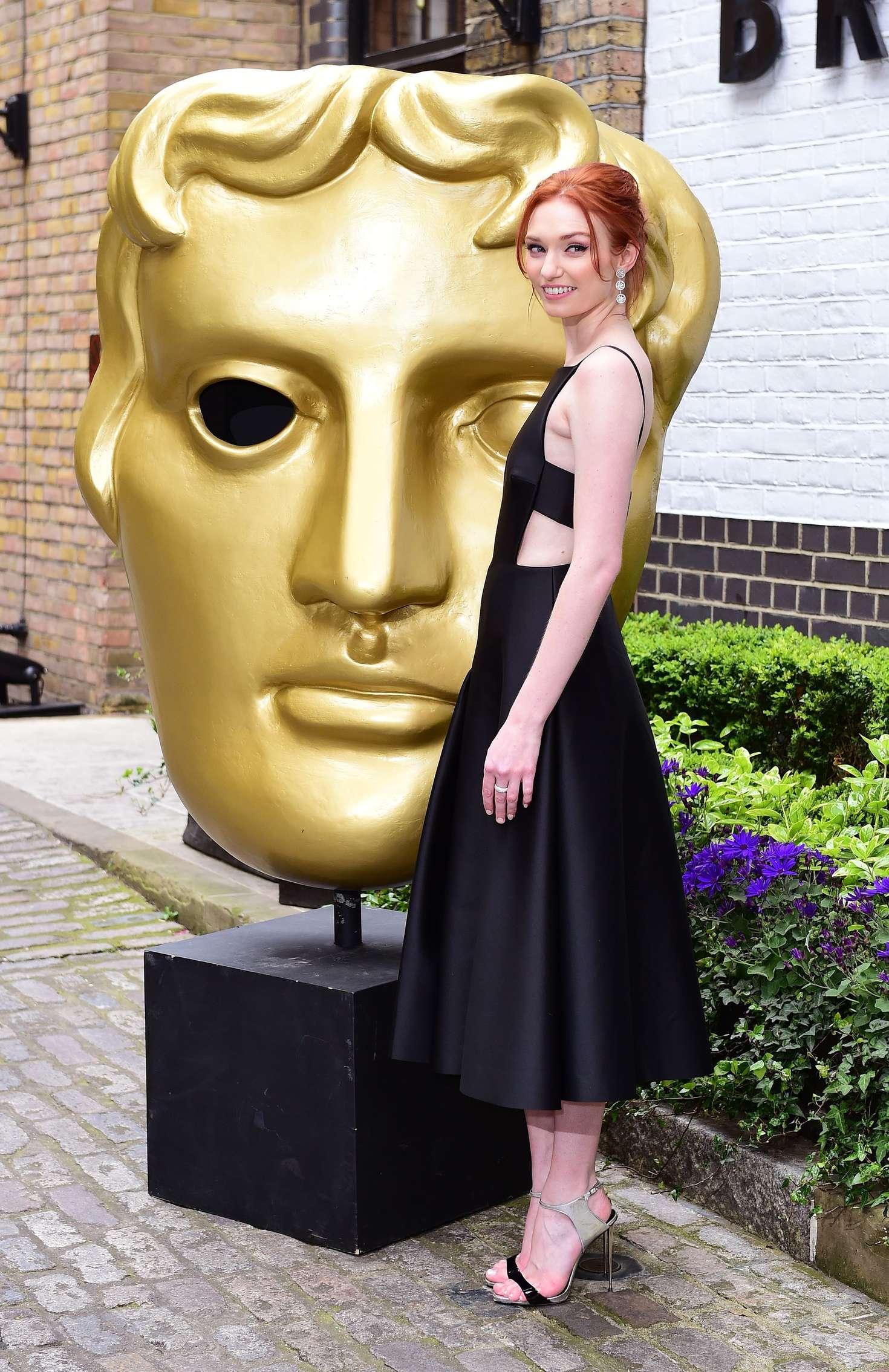 Eleanor Tomlinson British Academy Television Craft Awards in London