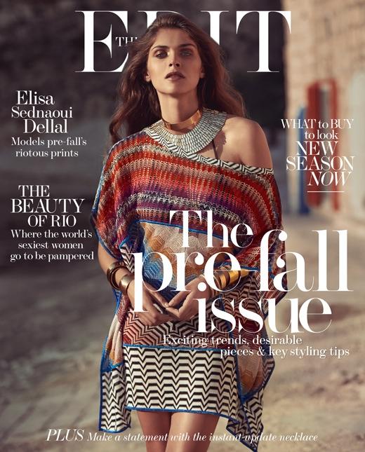 Elisa Sednaoui The Edit Magazine