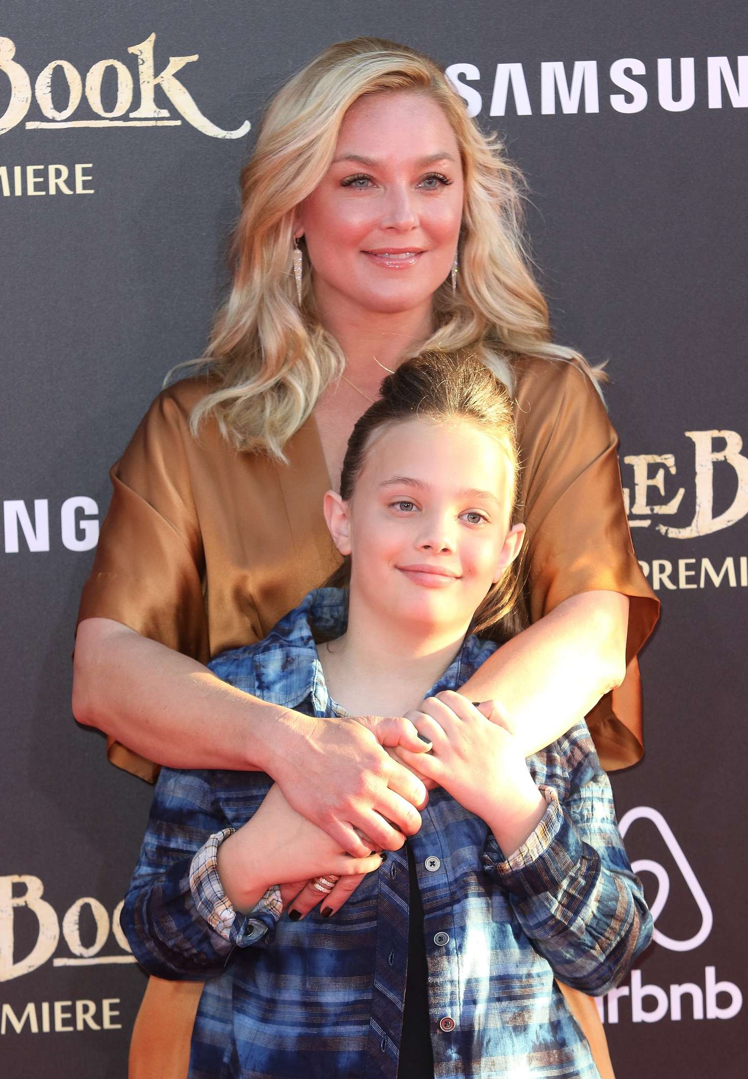 Elisabeth Rohm The Jungle Book Premiere in Hollywood