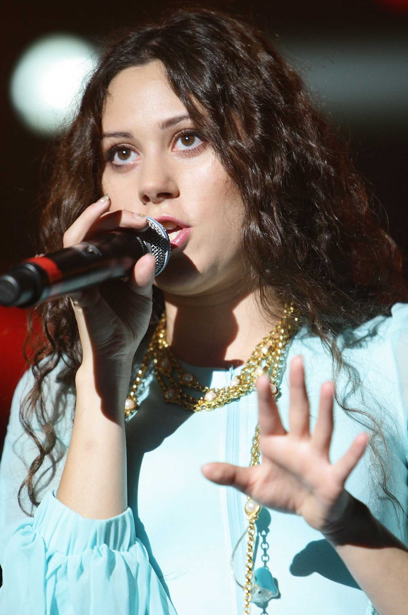 Eliza Doolittle Performs During Girl Guiding UK BIg Gig